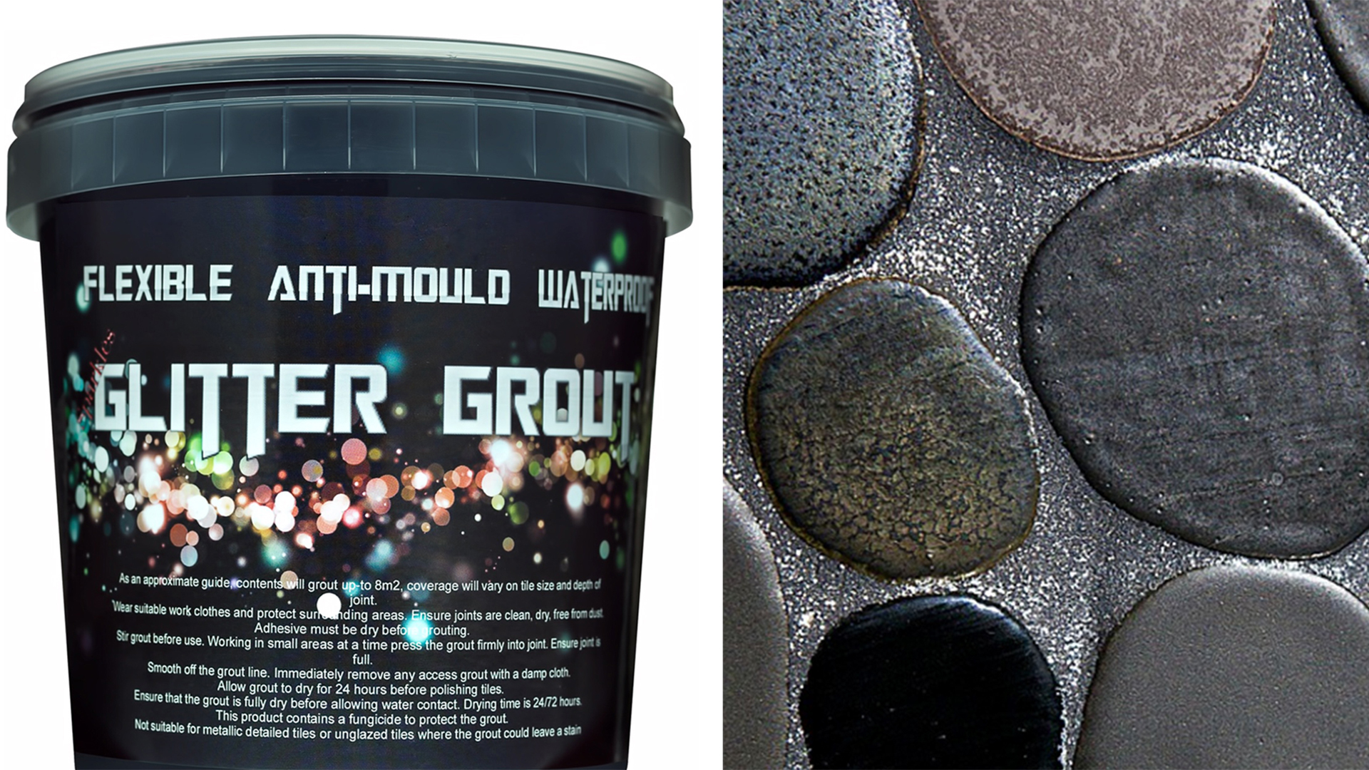 Glitter Grout Home Decor Trend Today Com