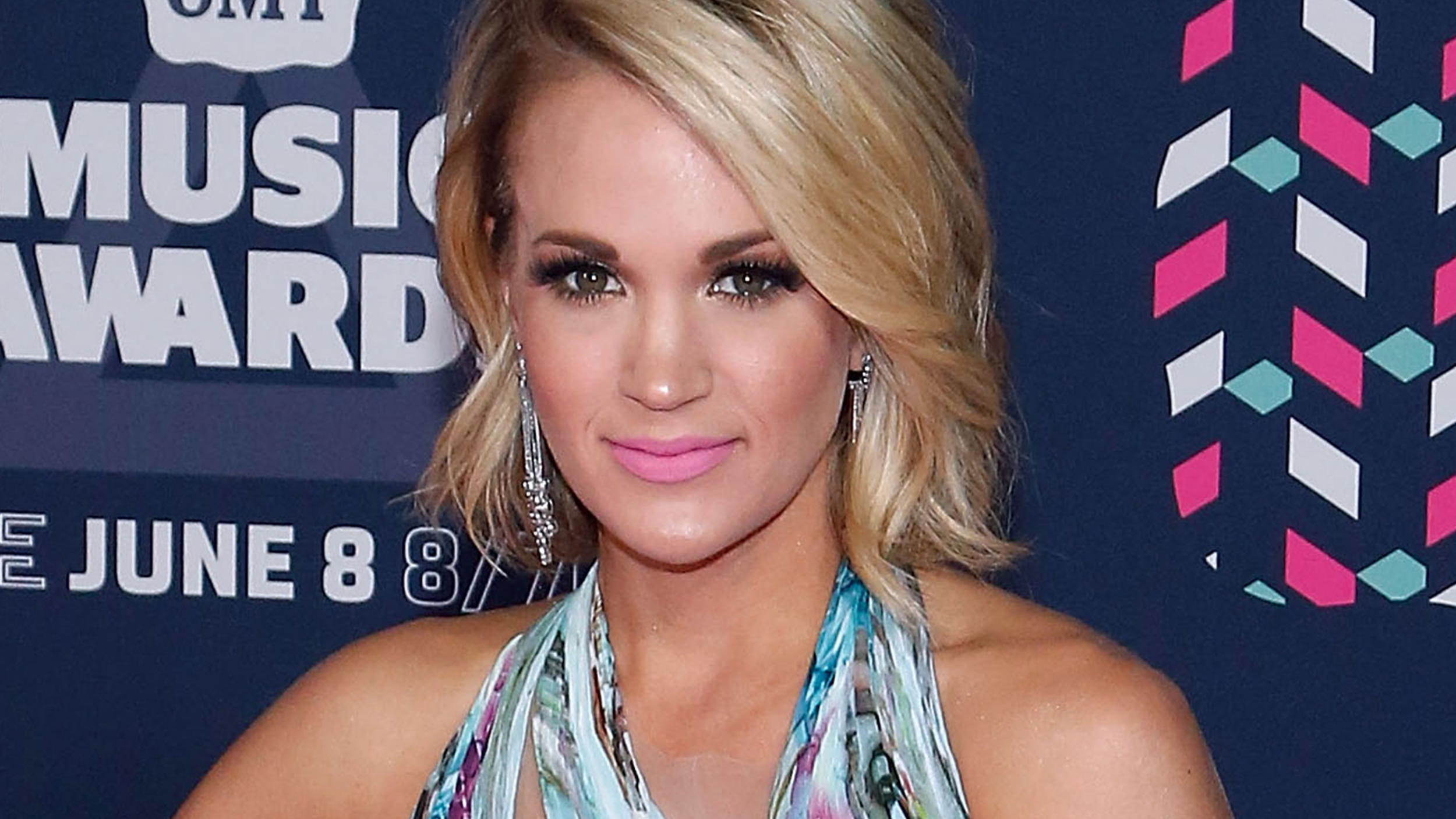 Carrie Underwood Reveals The Celebrity Crush She Never Wants To Meet