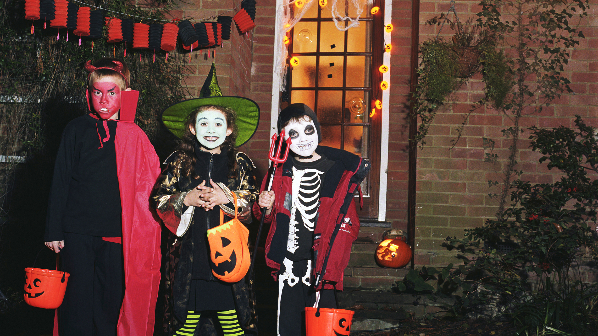 survey reveals how old is too old to trick or treat