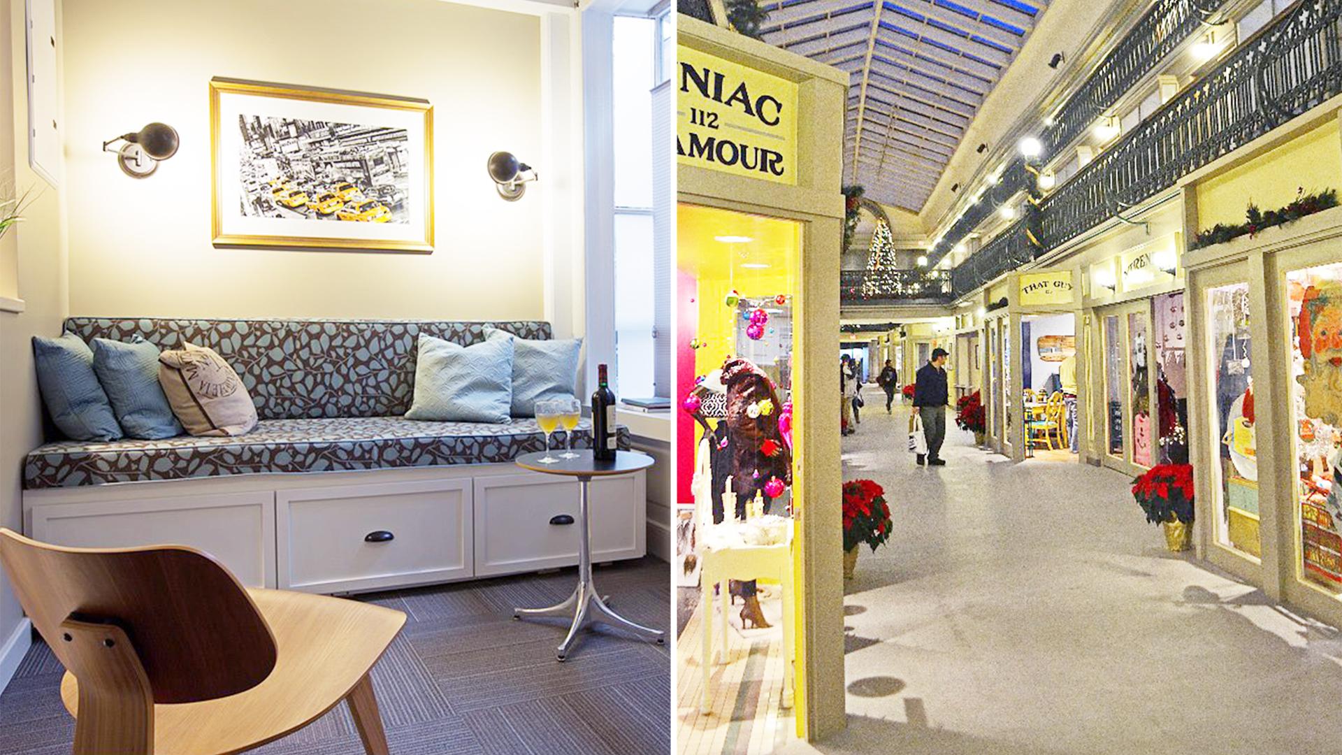 Mall Apartments at Arcade Providence - TODAY.com