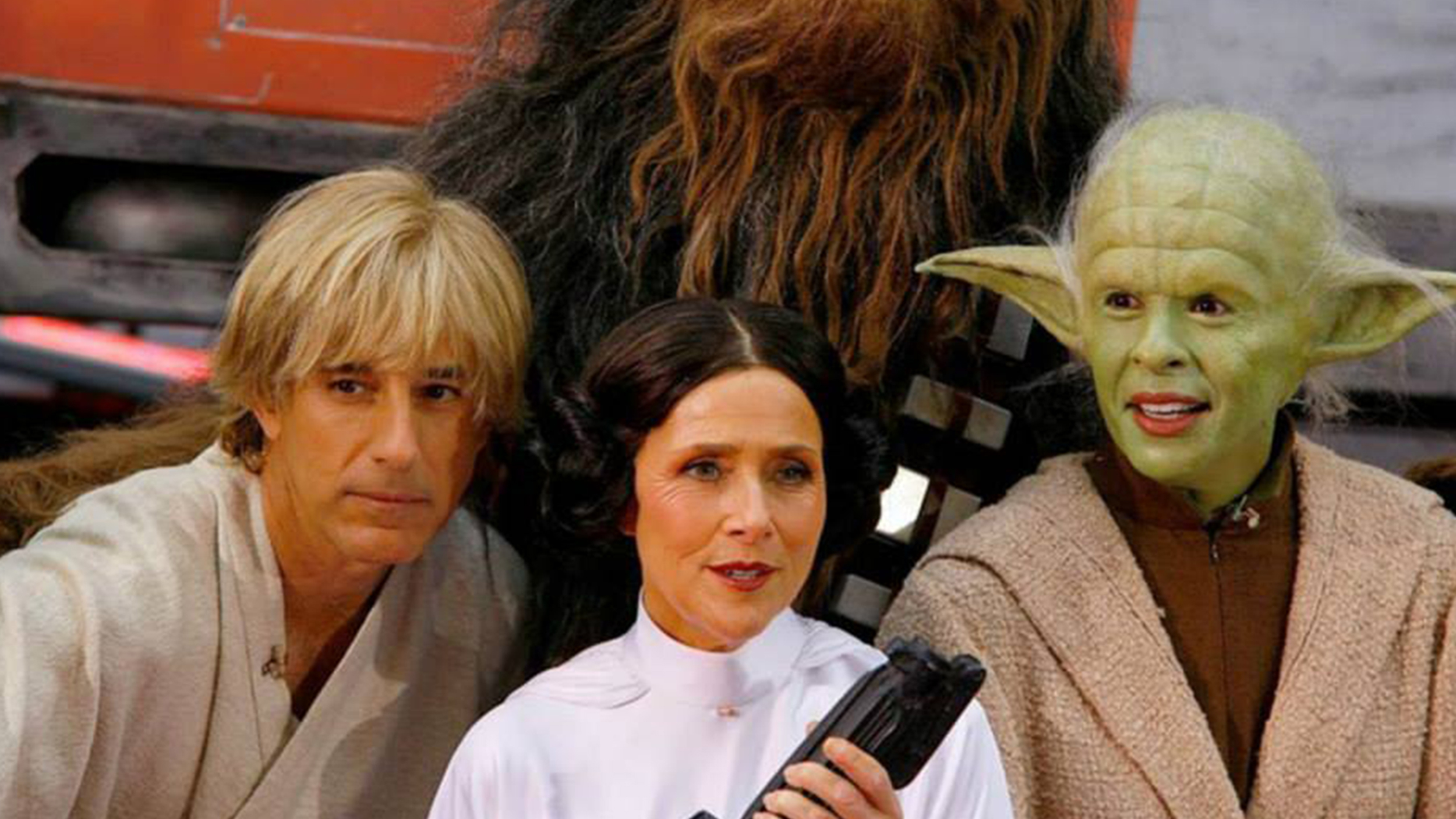 Matt Lauer in drag, Hoda as Yoda: Relive 20 years of Halloween on ...