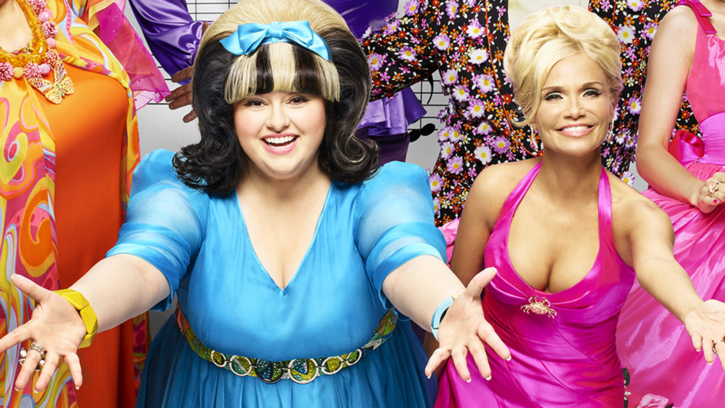 The first 'Hairspray Live!' cast photo is here — and it's ...