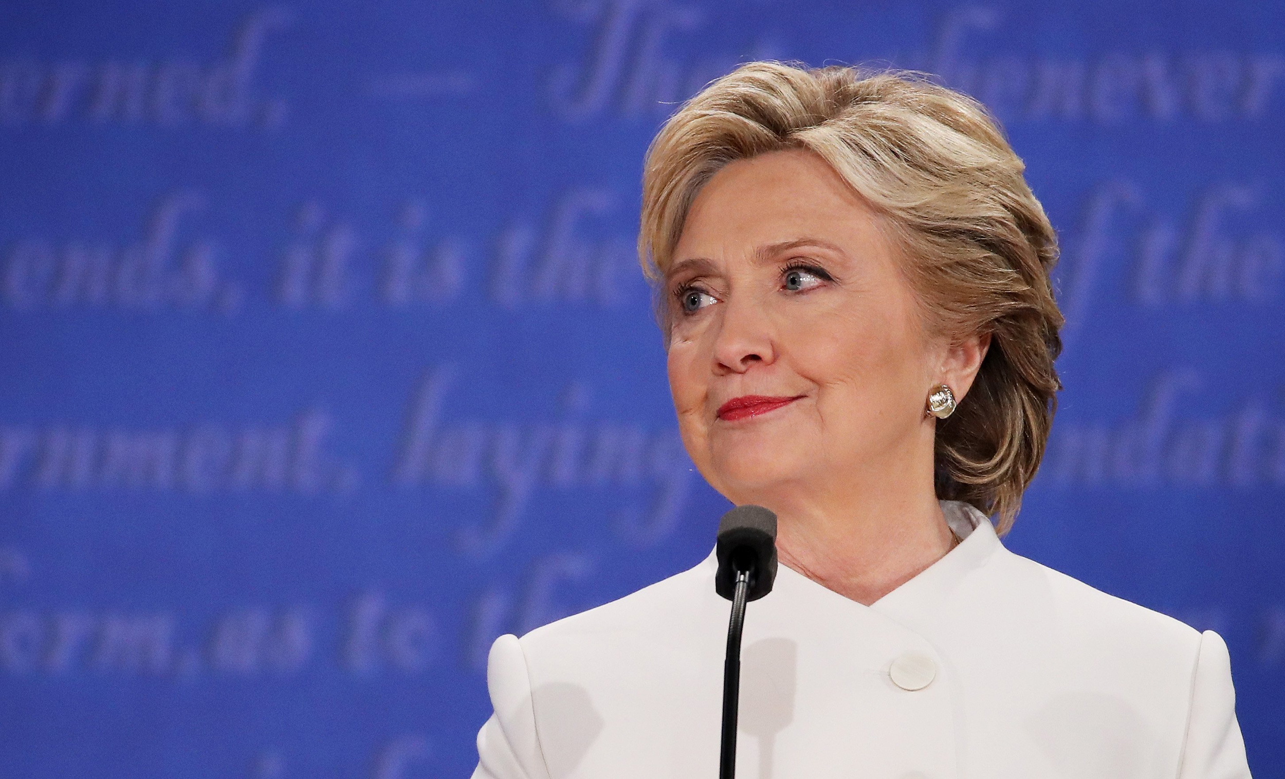 Wall Street Says Clinton 'Solidified' Lead Over Trump