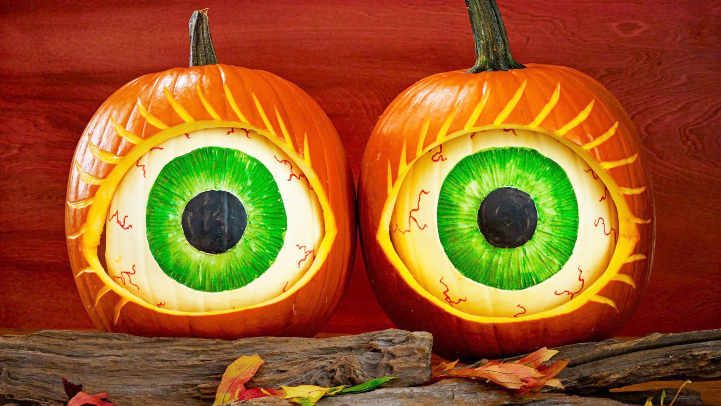 6 unique pumpkin carving ideas for halloween todaycom - Cool Halloween Pumpkin Designs