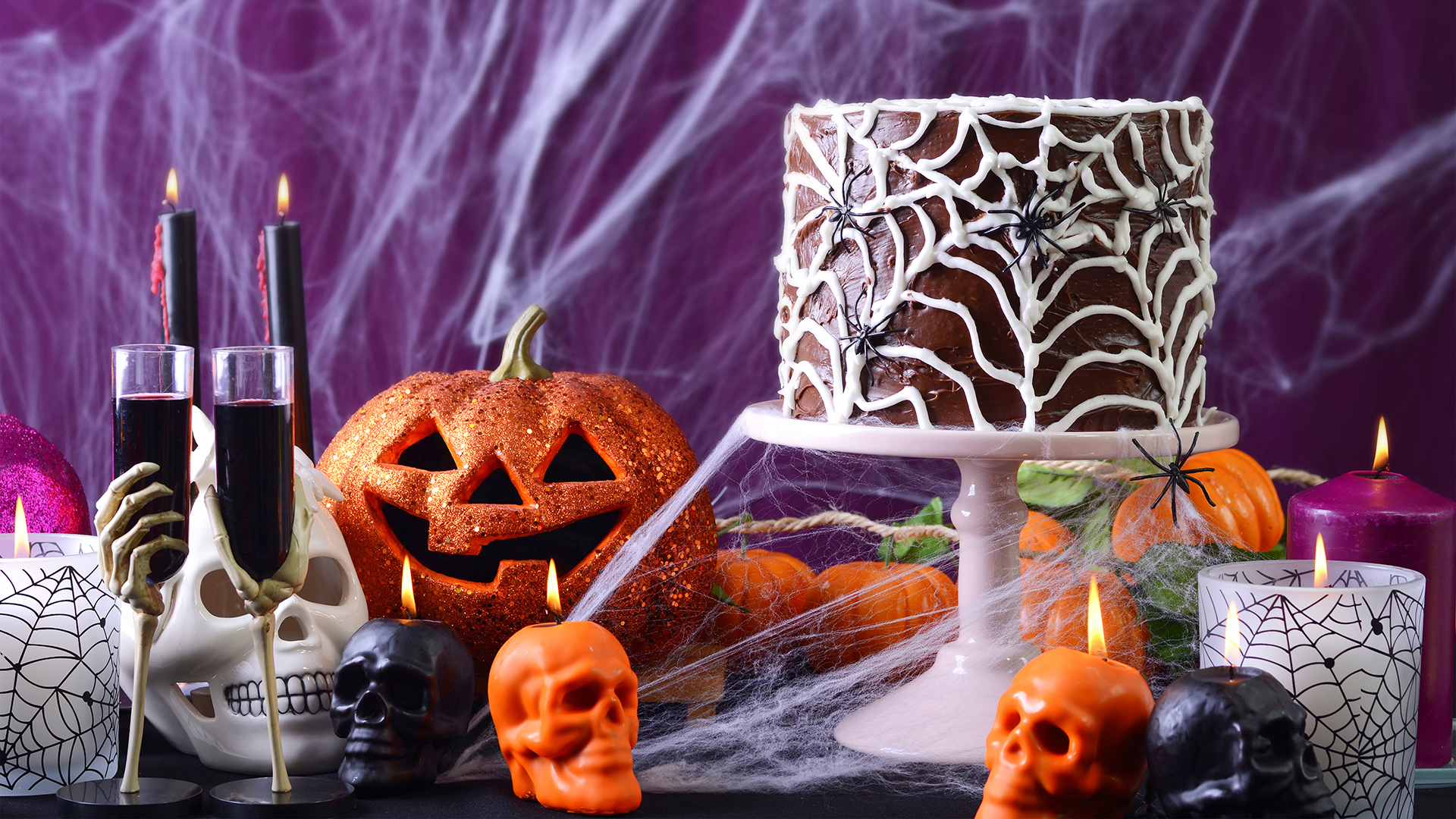 Easy DIY decorations for your Halloween party - TODAY.com