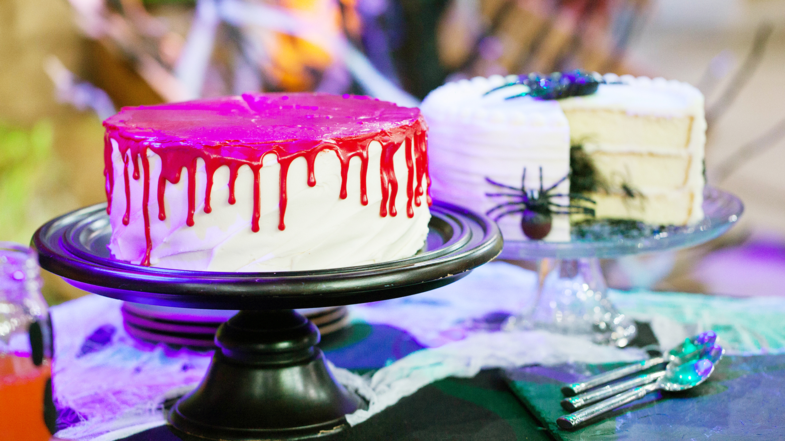 Halloween party ideas food drinks and games TODAY
