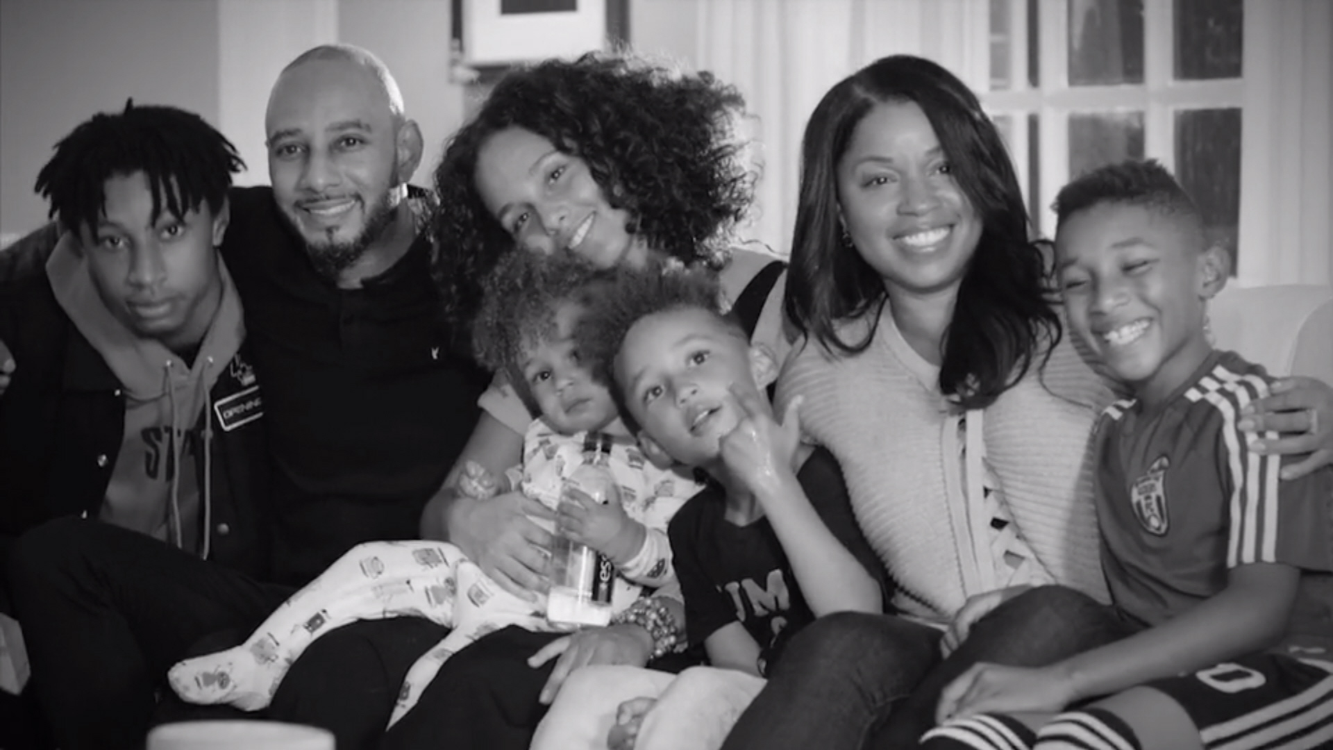 See Alicia Keys New Music Video First Blended Family