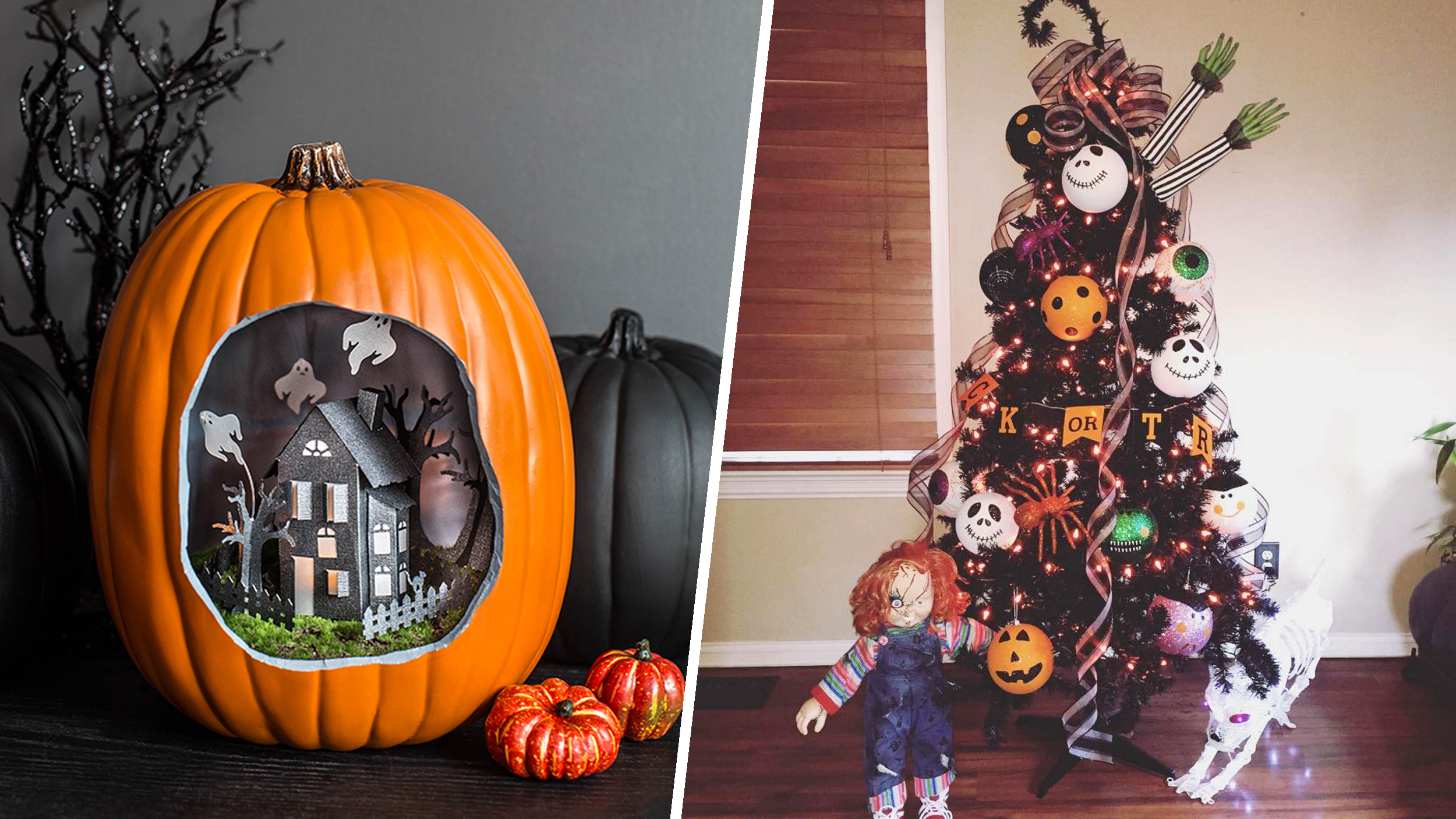 3 New Halloween Decorating Trends You Won't Believe