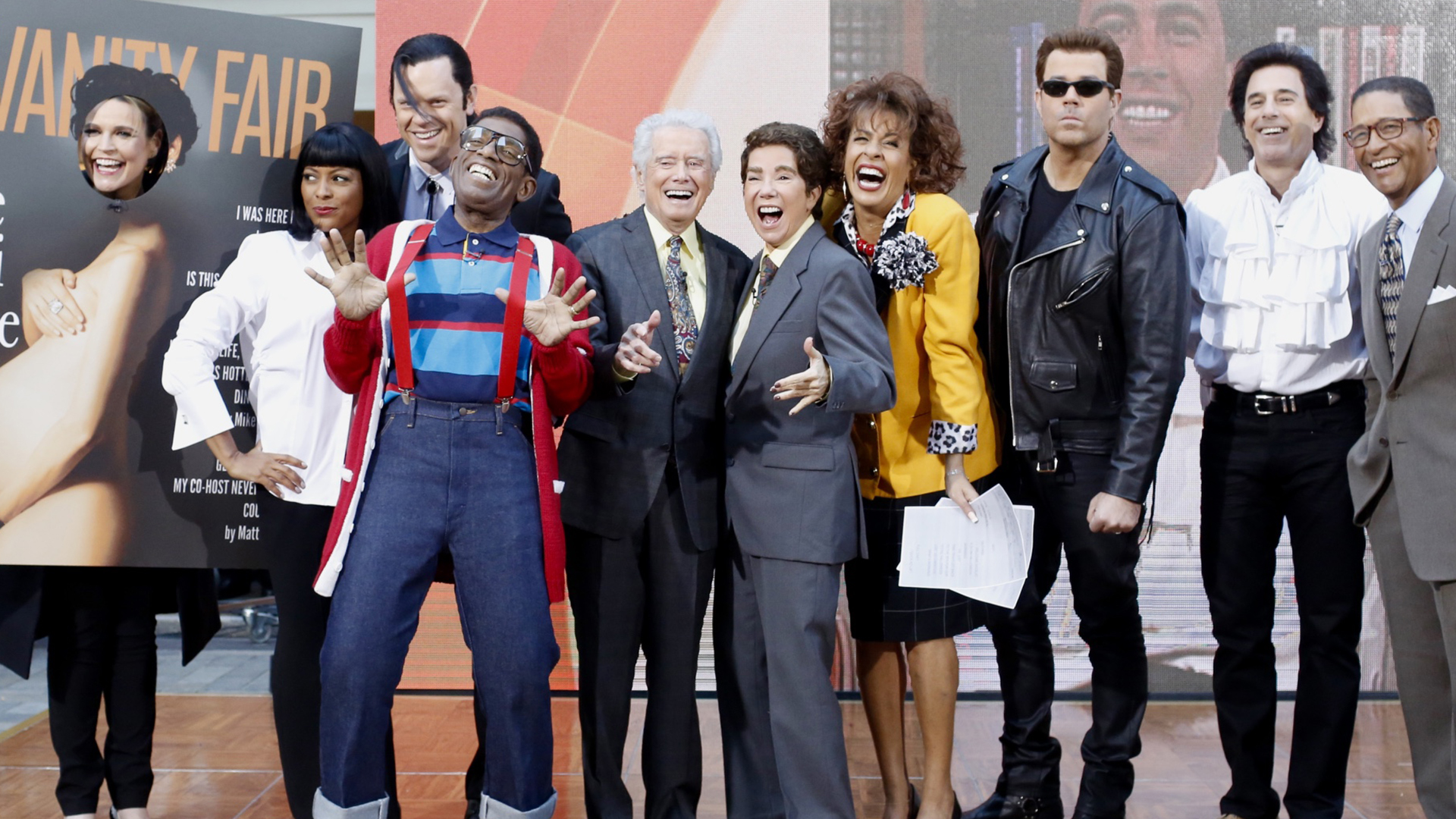 See Today Show 39 S 39 90s Halloween 2016 Costume Reveal