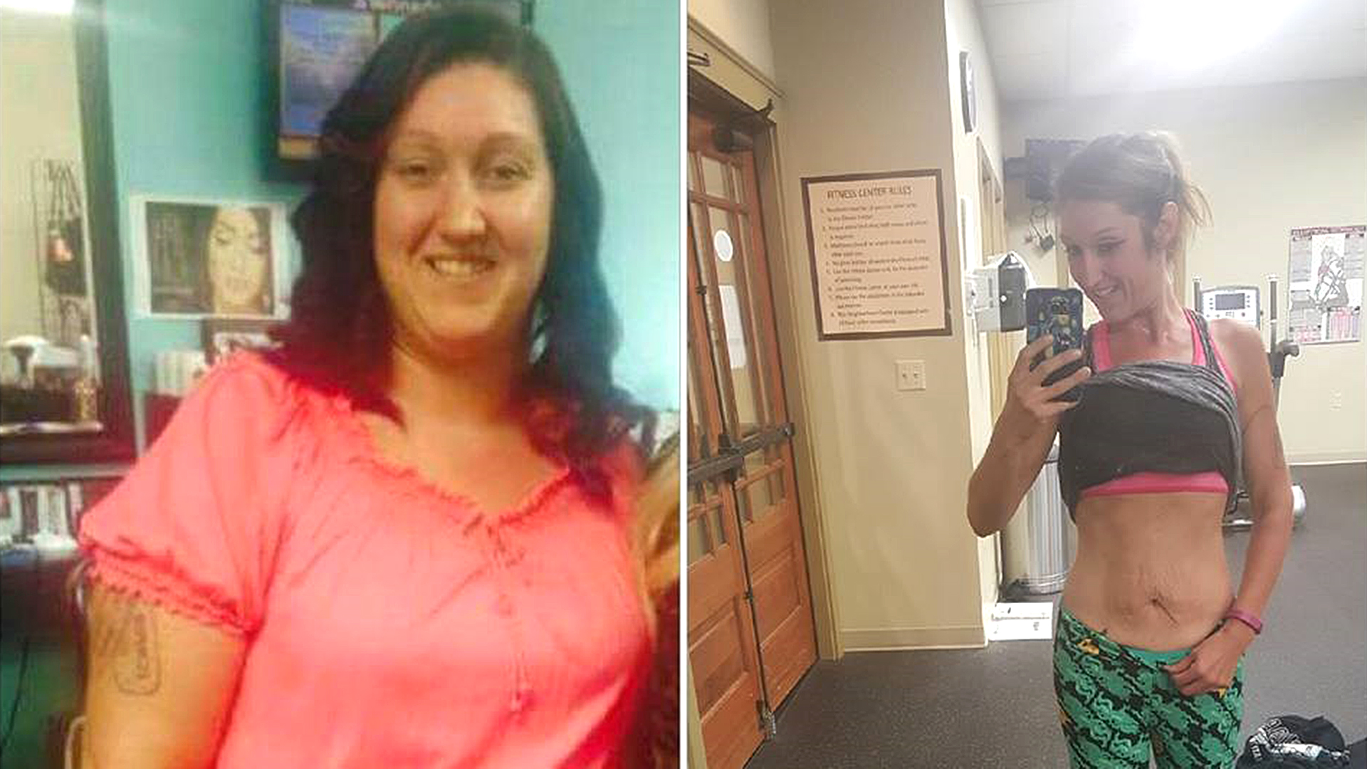 Divorce prompts overweight woman to lose 125 pounds