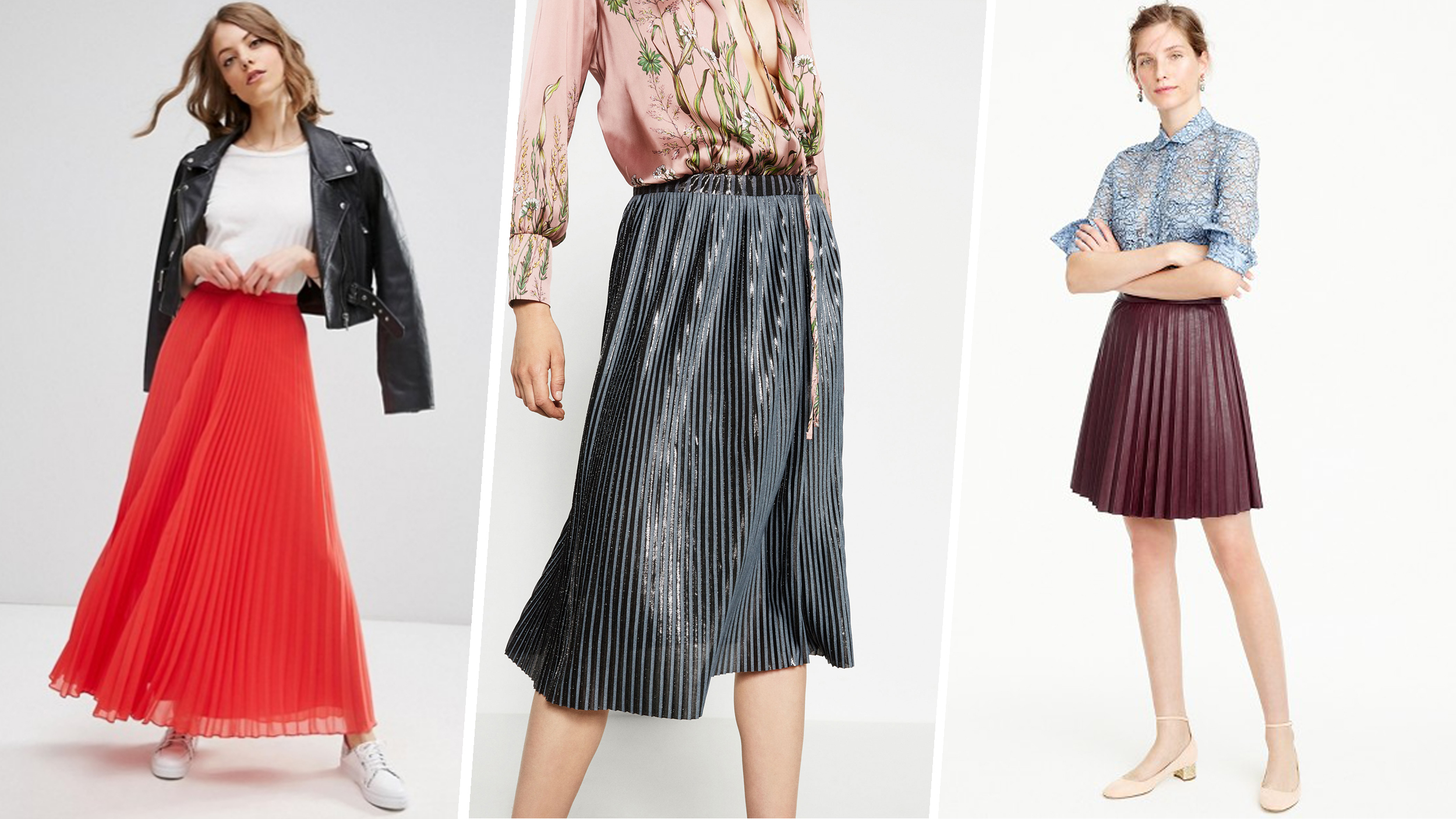 72a135d1c 29 pleated skirts for fall under $100