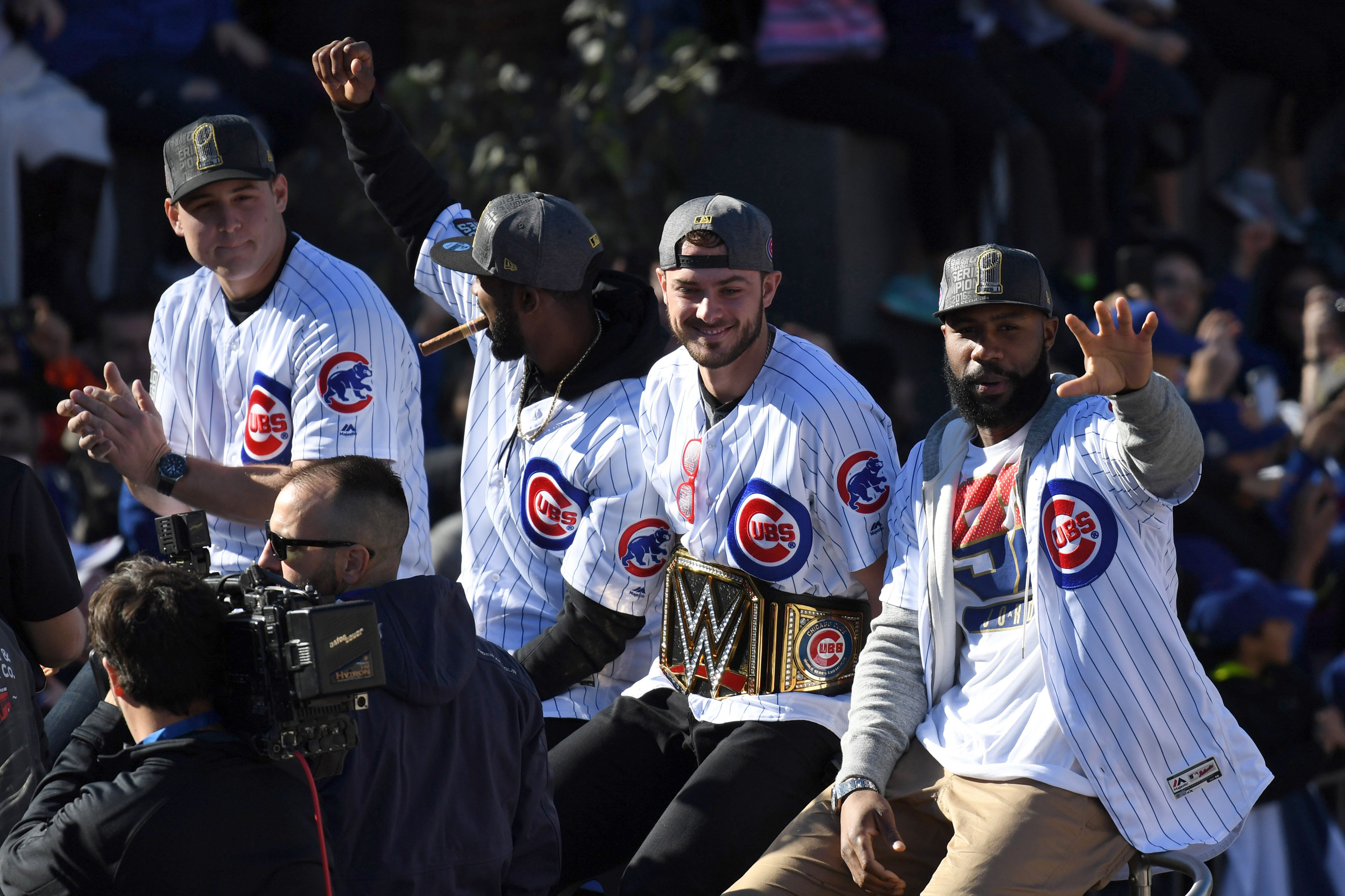 78b1524a0 Chicago Celebrates the World Champion Cubs