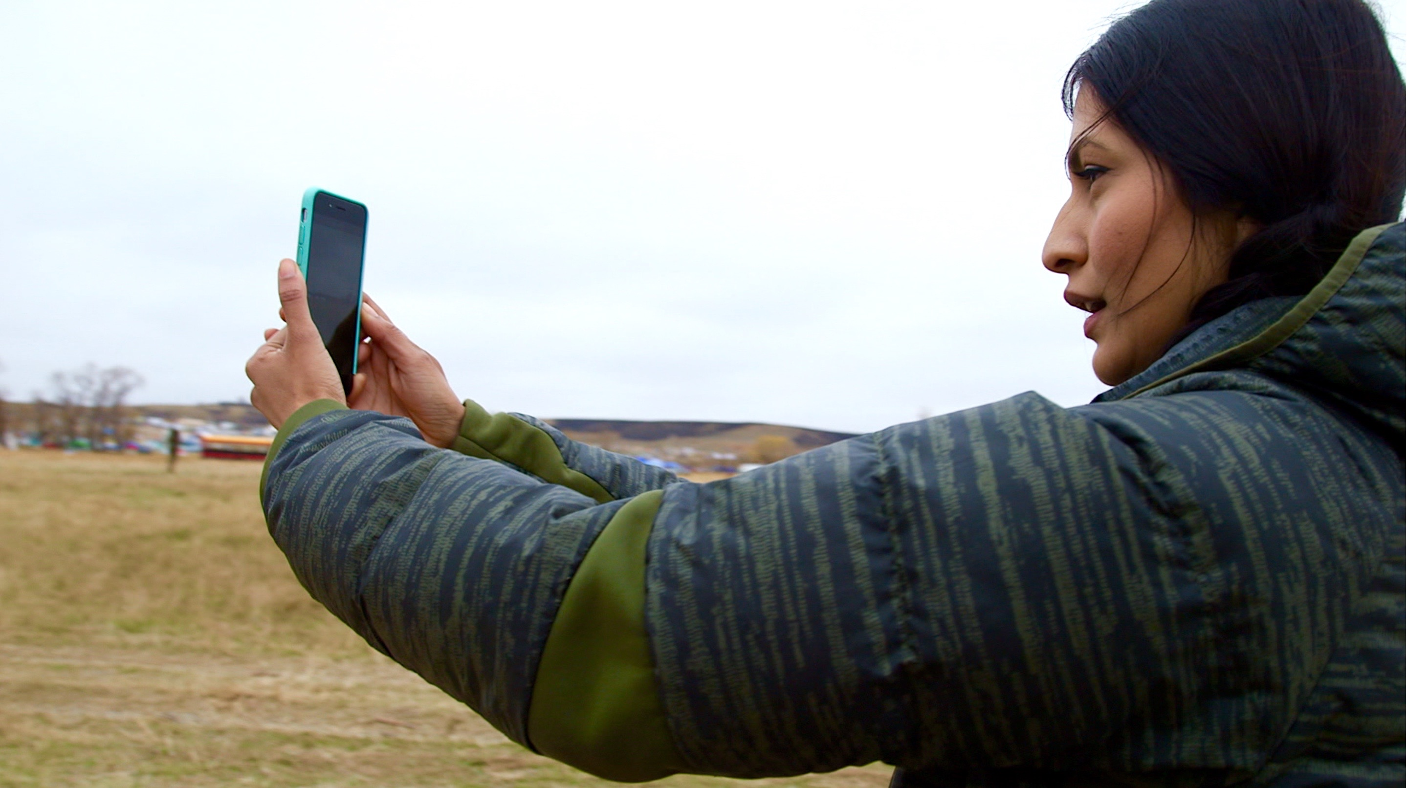 Dakota Access Pipeline Fight Watched on Facebook Live Around World