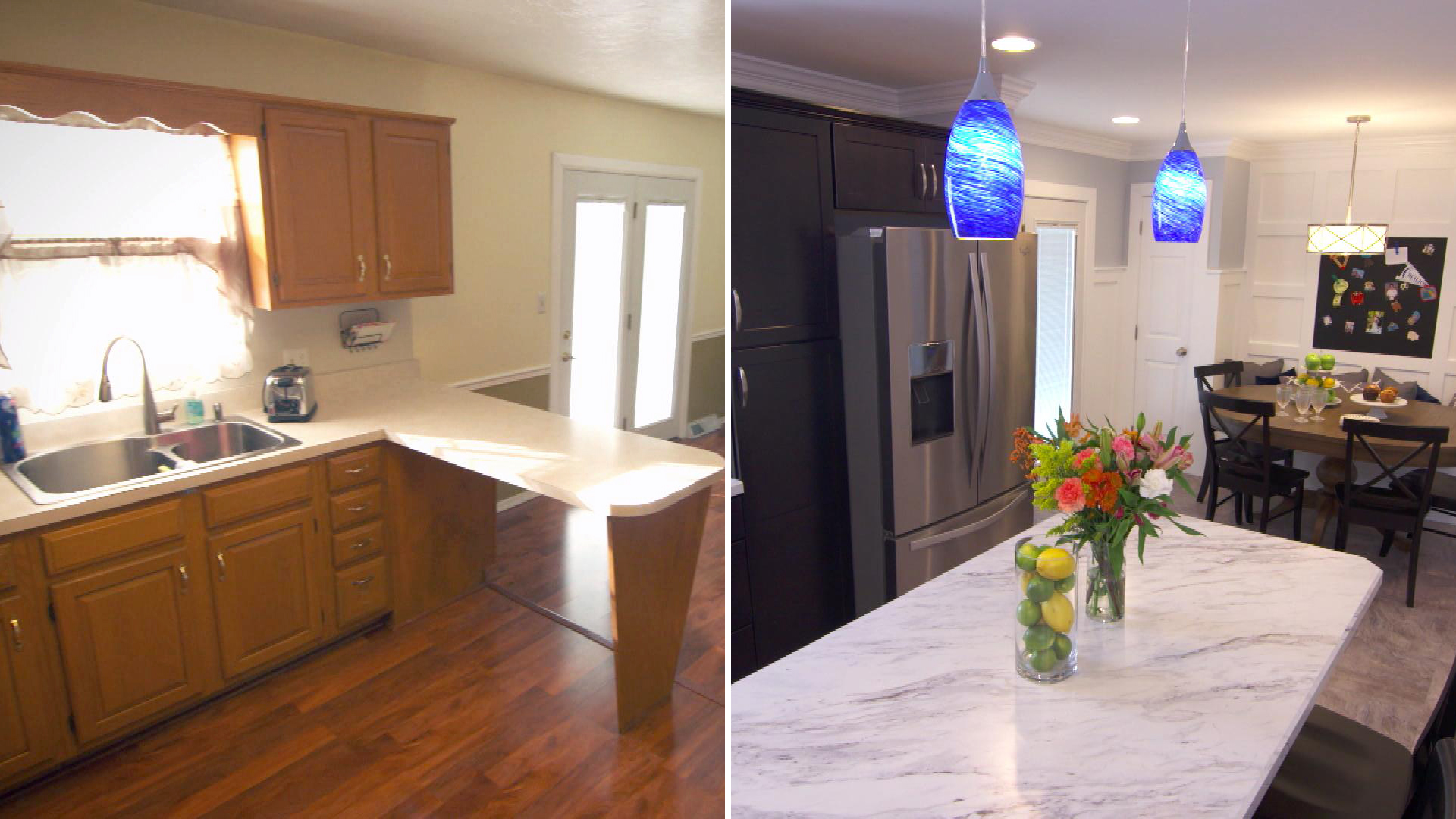 Kitchen Makeover Today And Lowes Kitchen Makeover For Empty Nesters Todaycom
