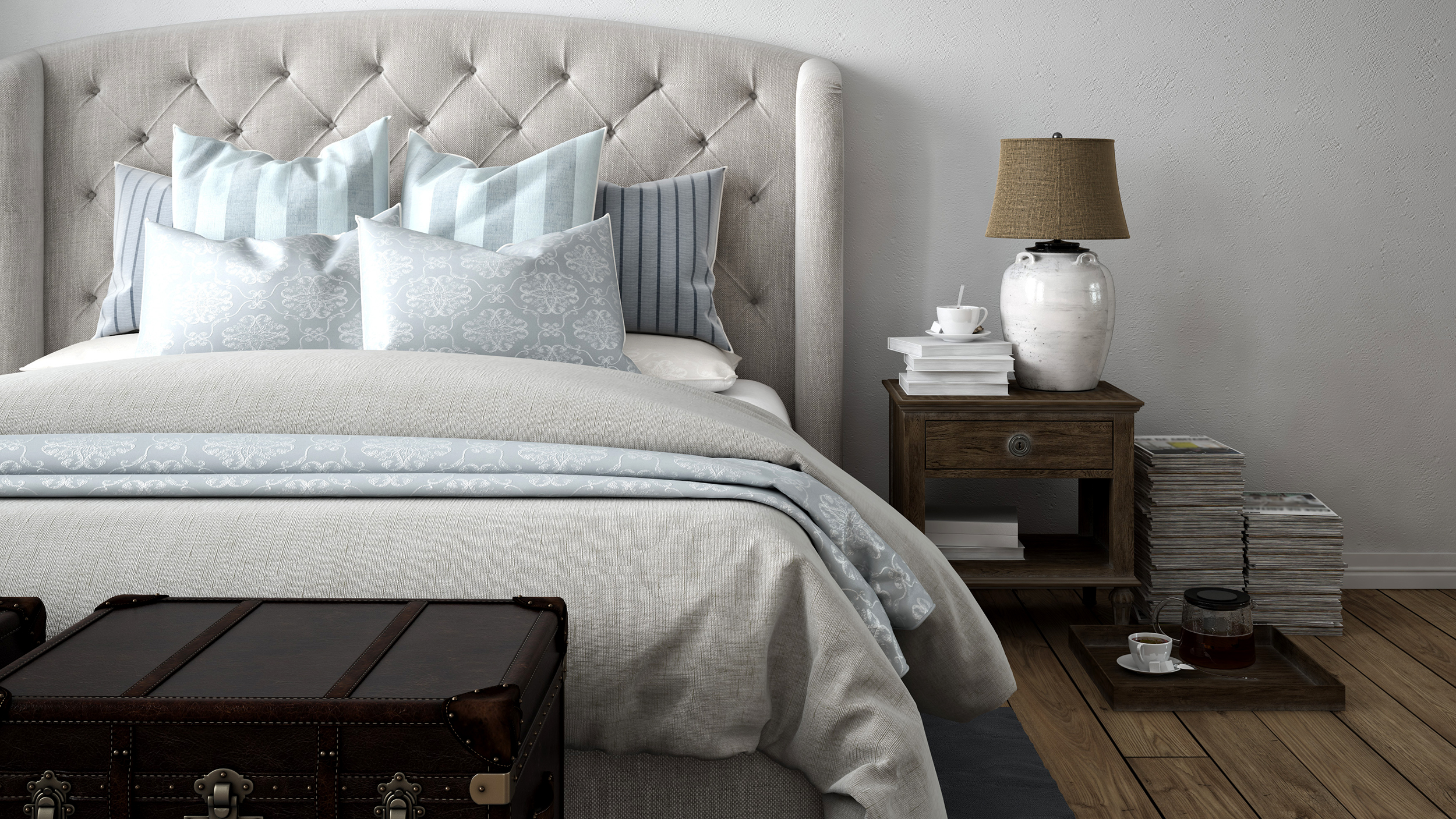 Spring Cleaning Bedroom: How To Clean Your Bedroom Like A