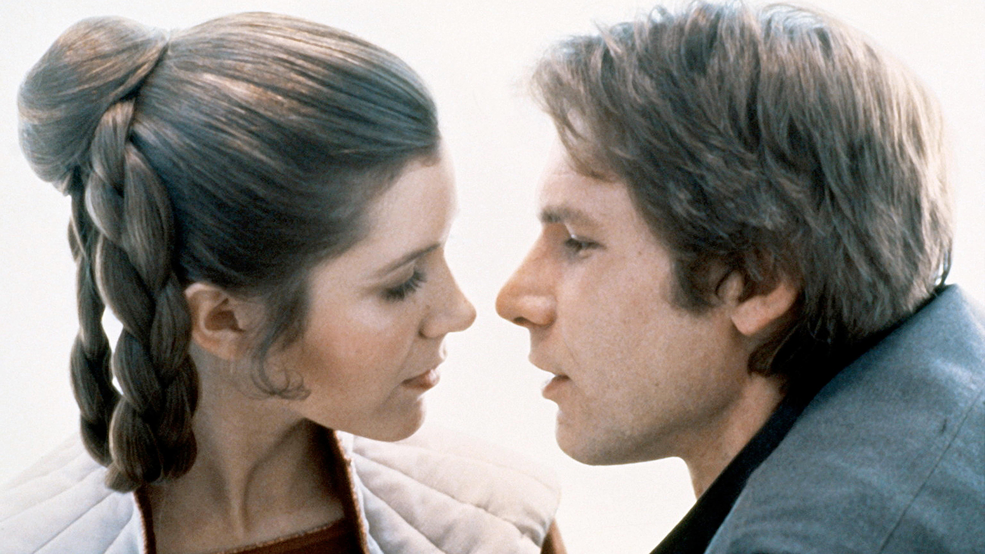 Carrie Fisher Reveals Intense Affair With Harrison Ford During Star Wars