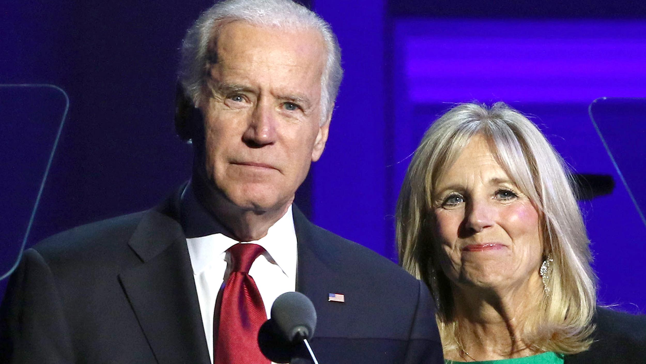 Joe Biden First Wife Accident