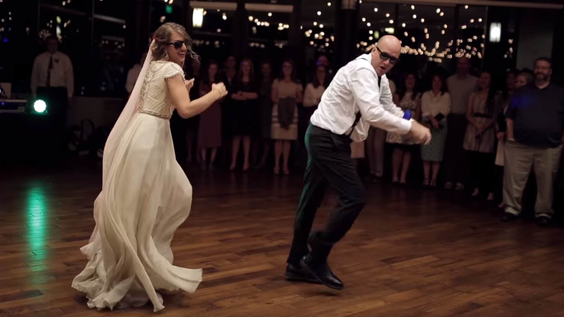 Bride Mikayla Ellison Phillips Has The Most Epic Wedding Dance With Father