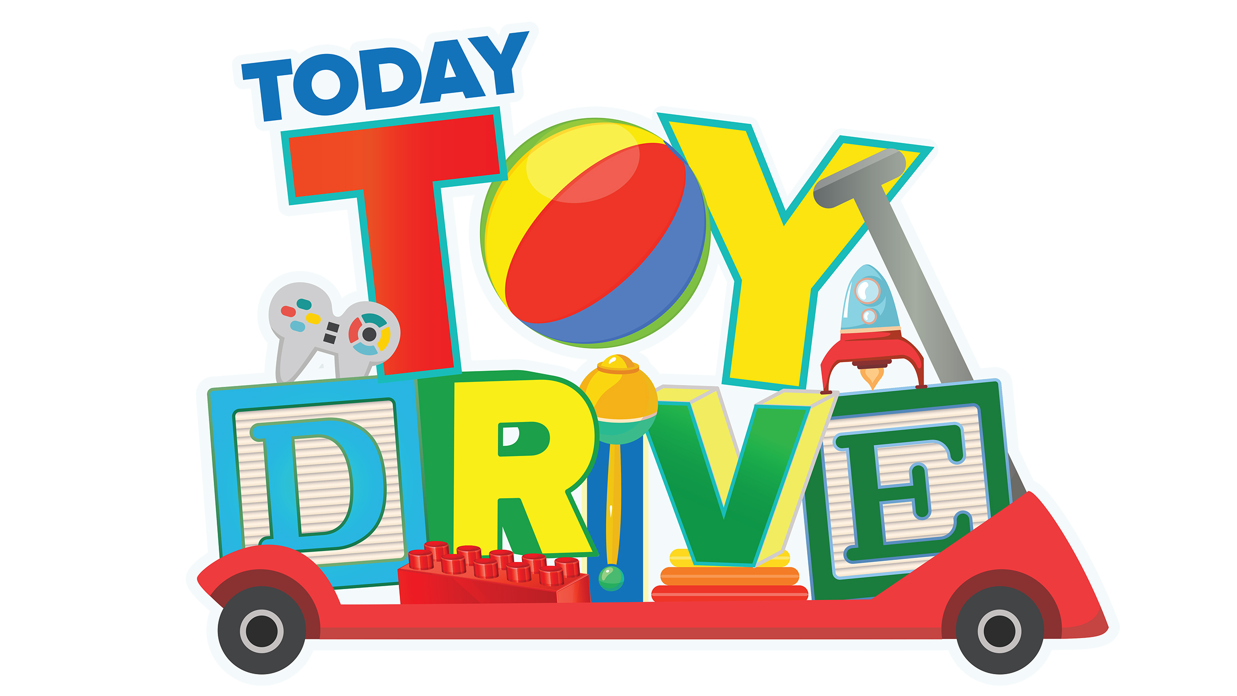 Toy Drive Logo : Today s rd annual toy drive make holidays sparkle for