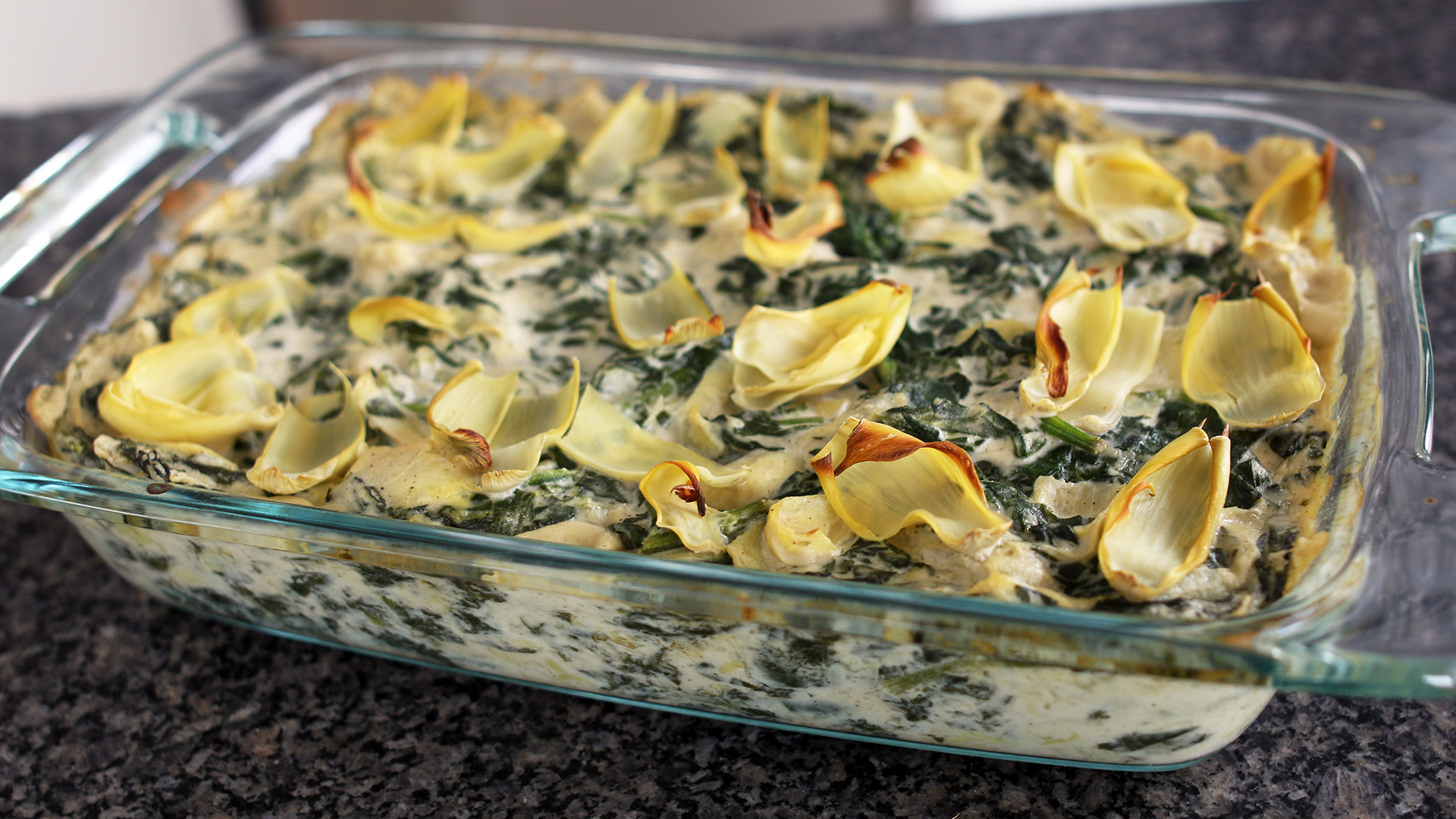 Spinach Artichoke Dip with Crudités - TODAY.com