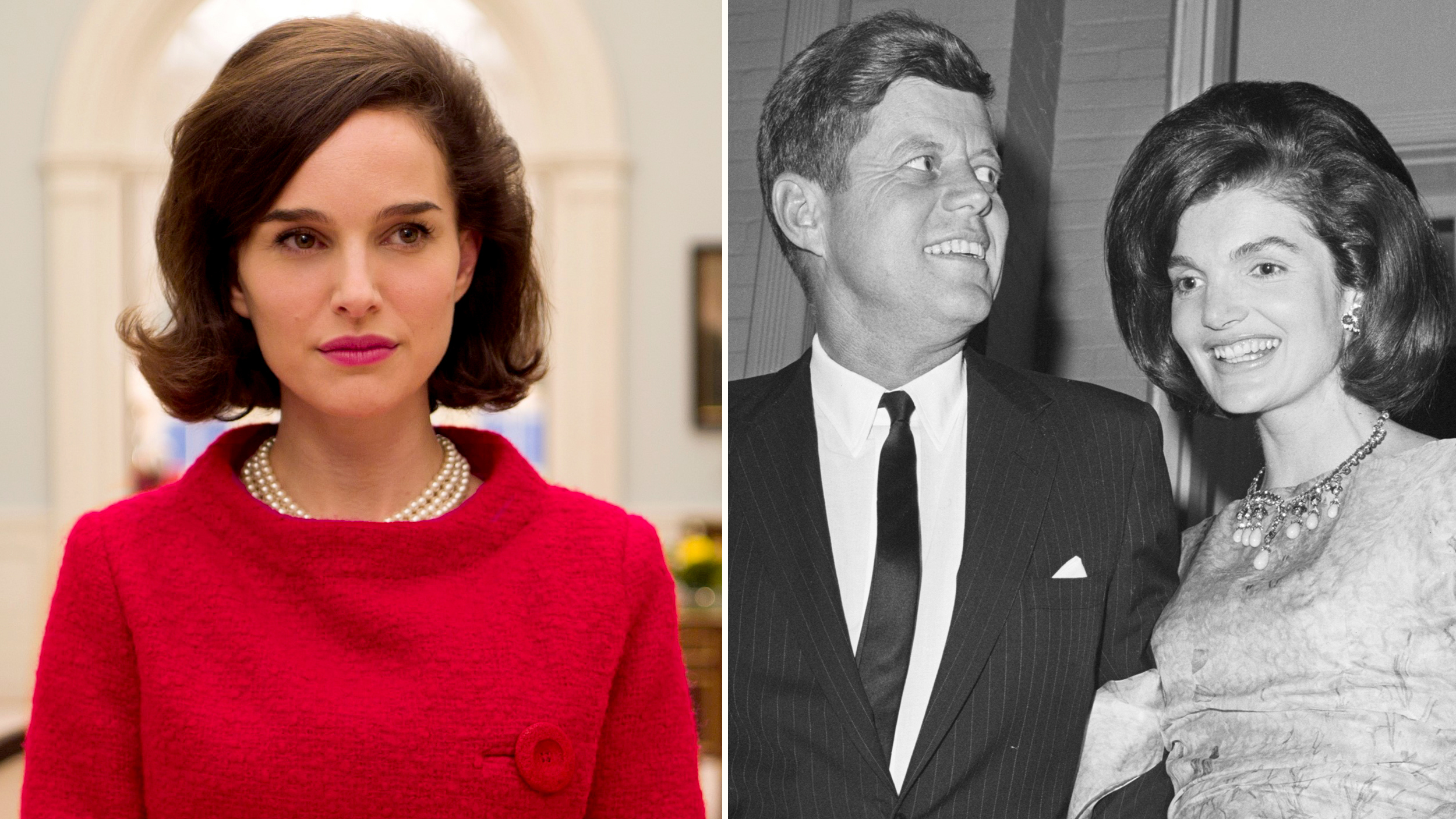 Natalie Portman reveals how Jackie Kennedy created 'Camelot