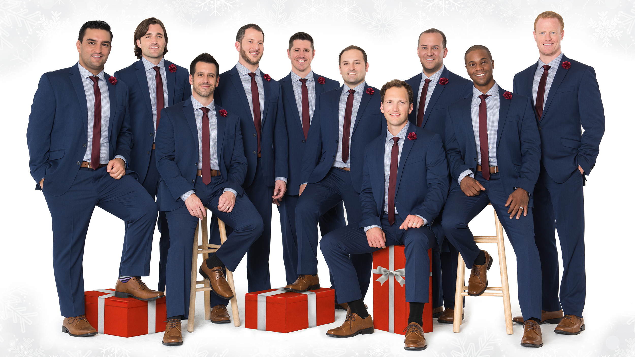 straight no chaser debuts adorable feels like christmas video