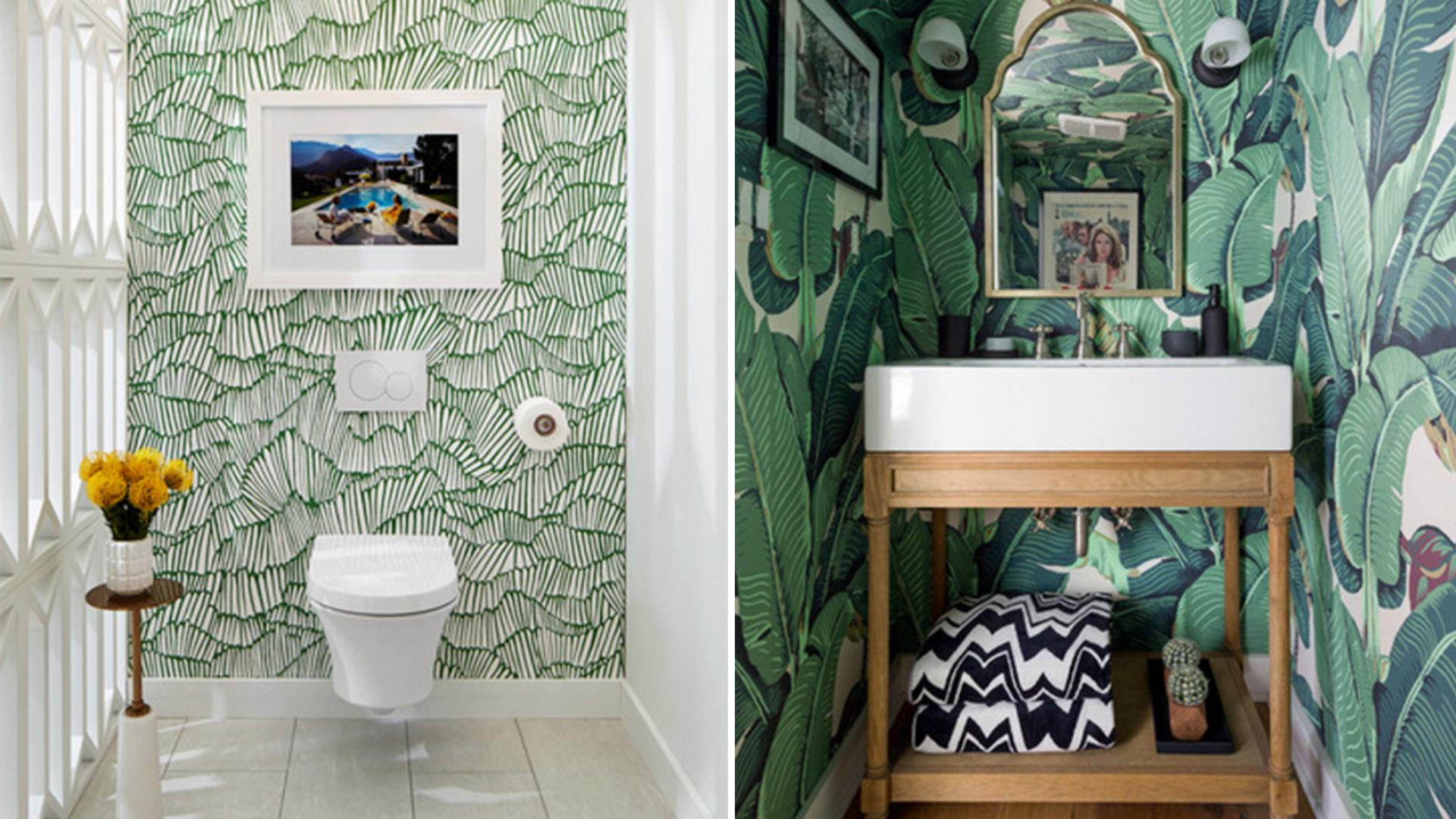 Design tricks that can make a small bathroom feel bigger