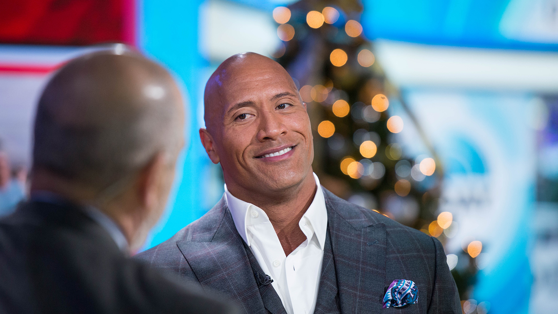 'Sexiest Man Alive' Dwayne Johnson: 'Everything I do becomes sexy'