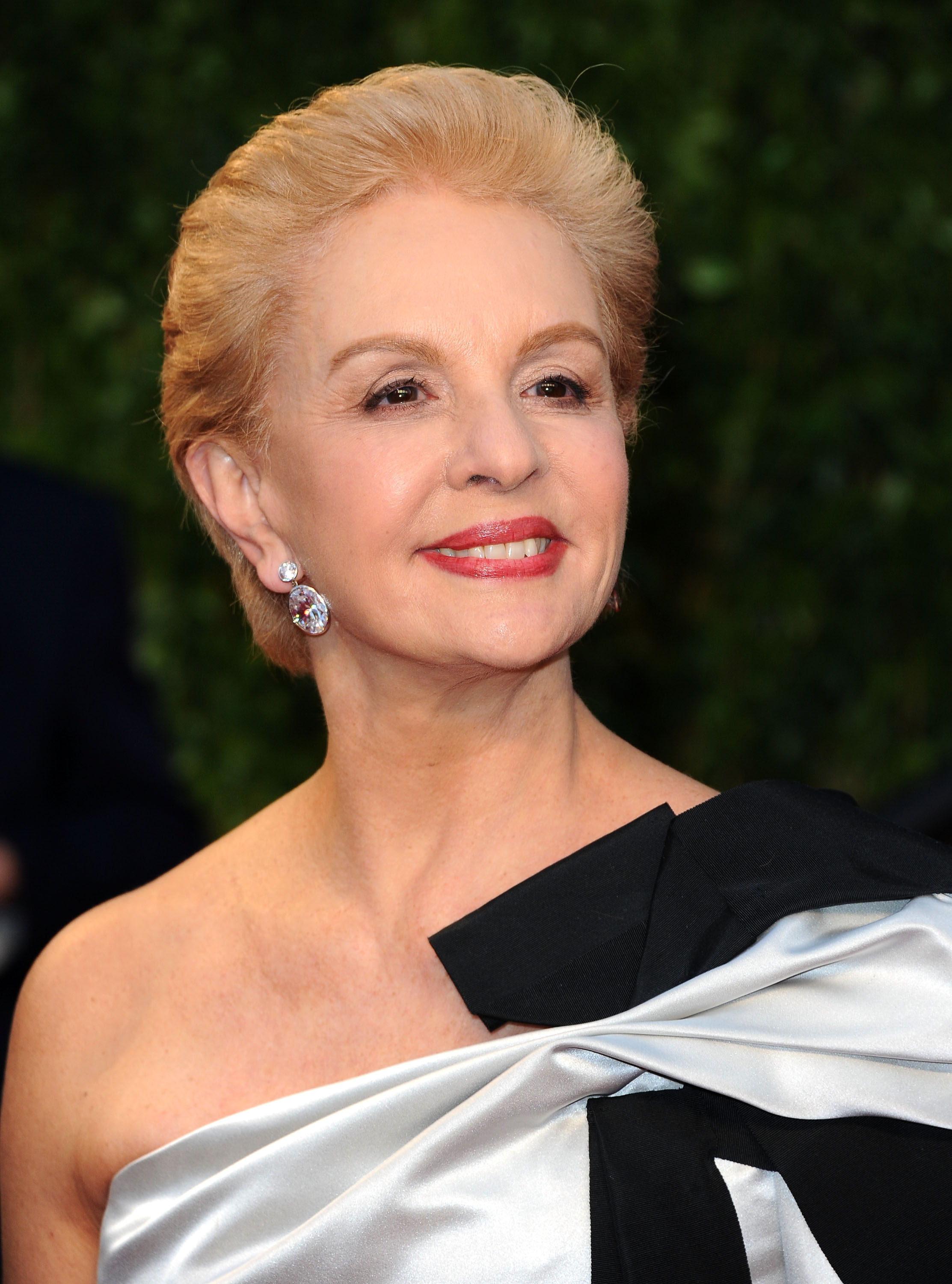 Carolina Herrera: 'An Honor' To Dress Future First Lady ...