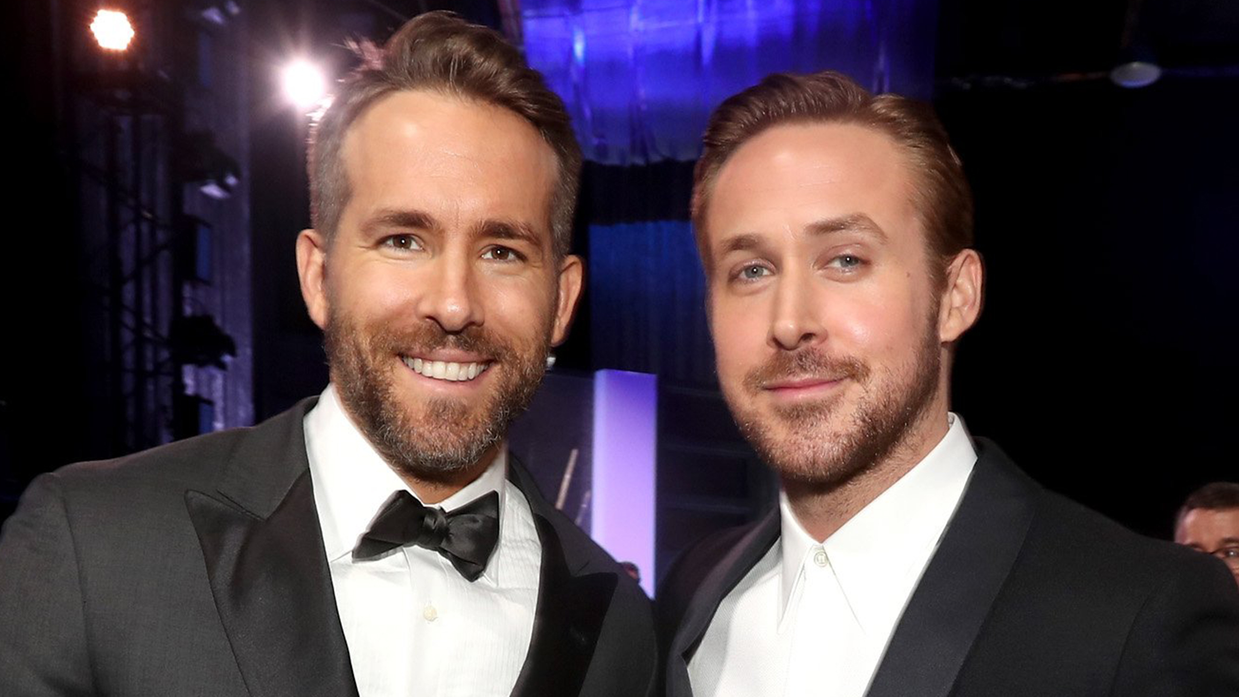 Ryan Reynolds, Ryan Gosling meet at Critics' Choice Awards ...