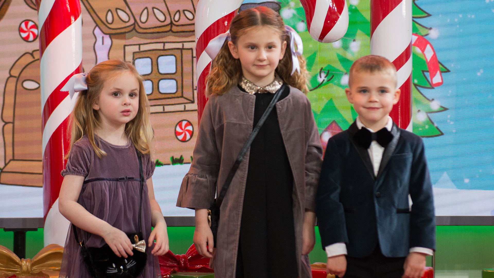 Christmas dresses and holiday party outfits that kids will love