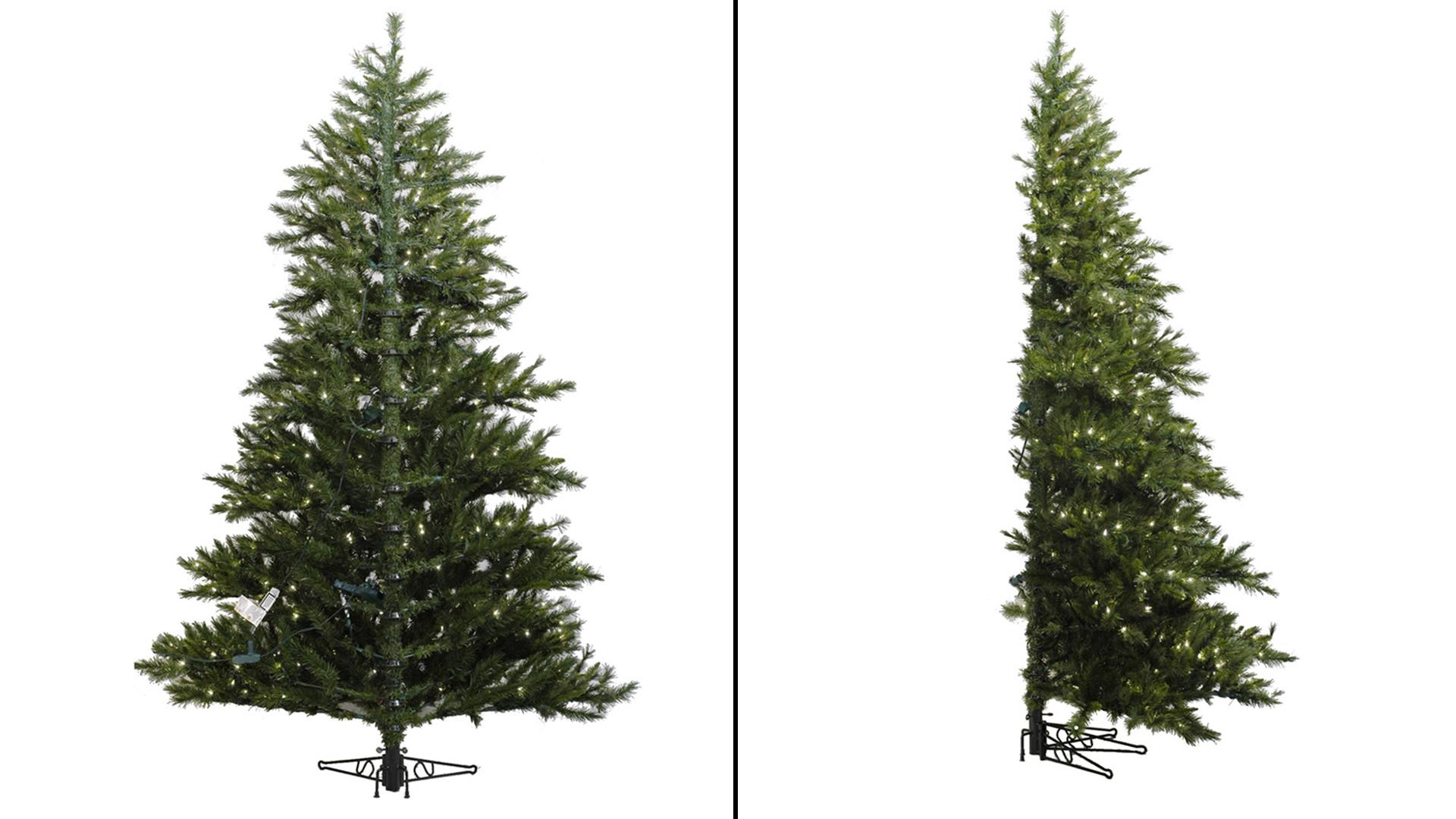 Half Artificial Christmas Trees Today Com