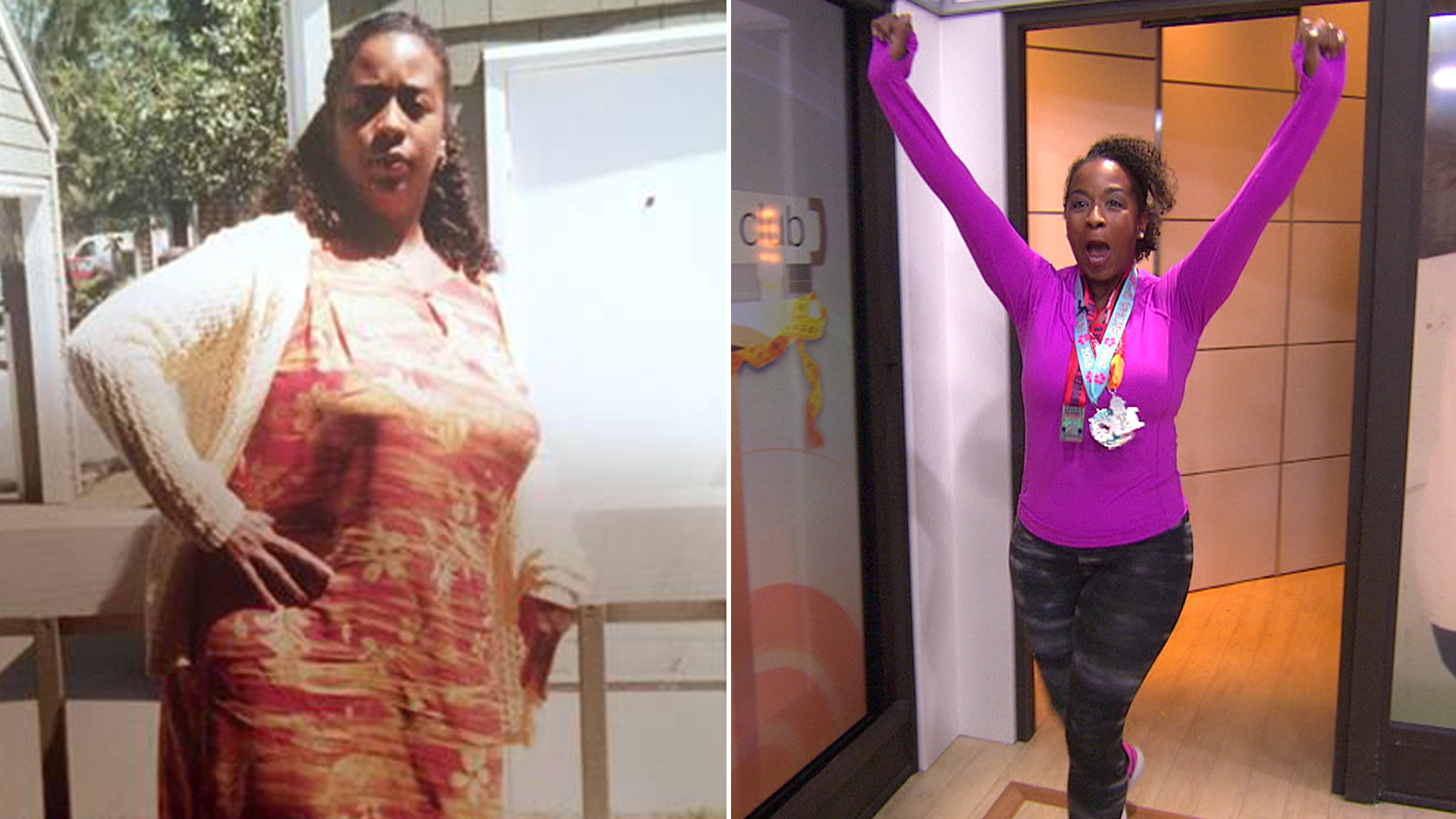 How Dwayne Johnson helped this woman drop 115 pounds