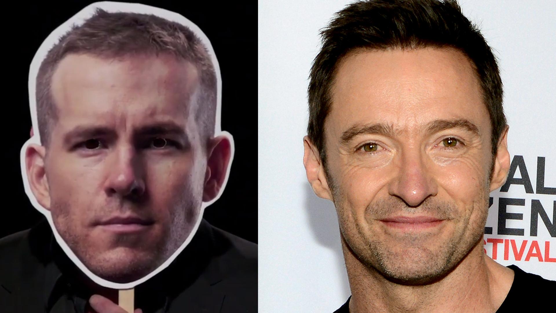 Hugh Jackman Hilariously Roasts Ryan Reynolds Today Com