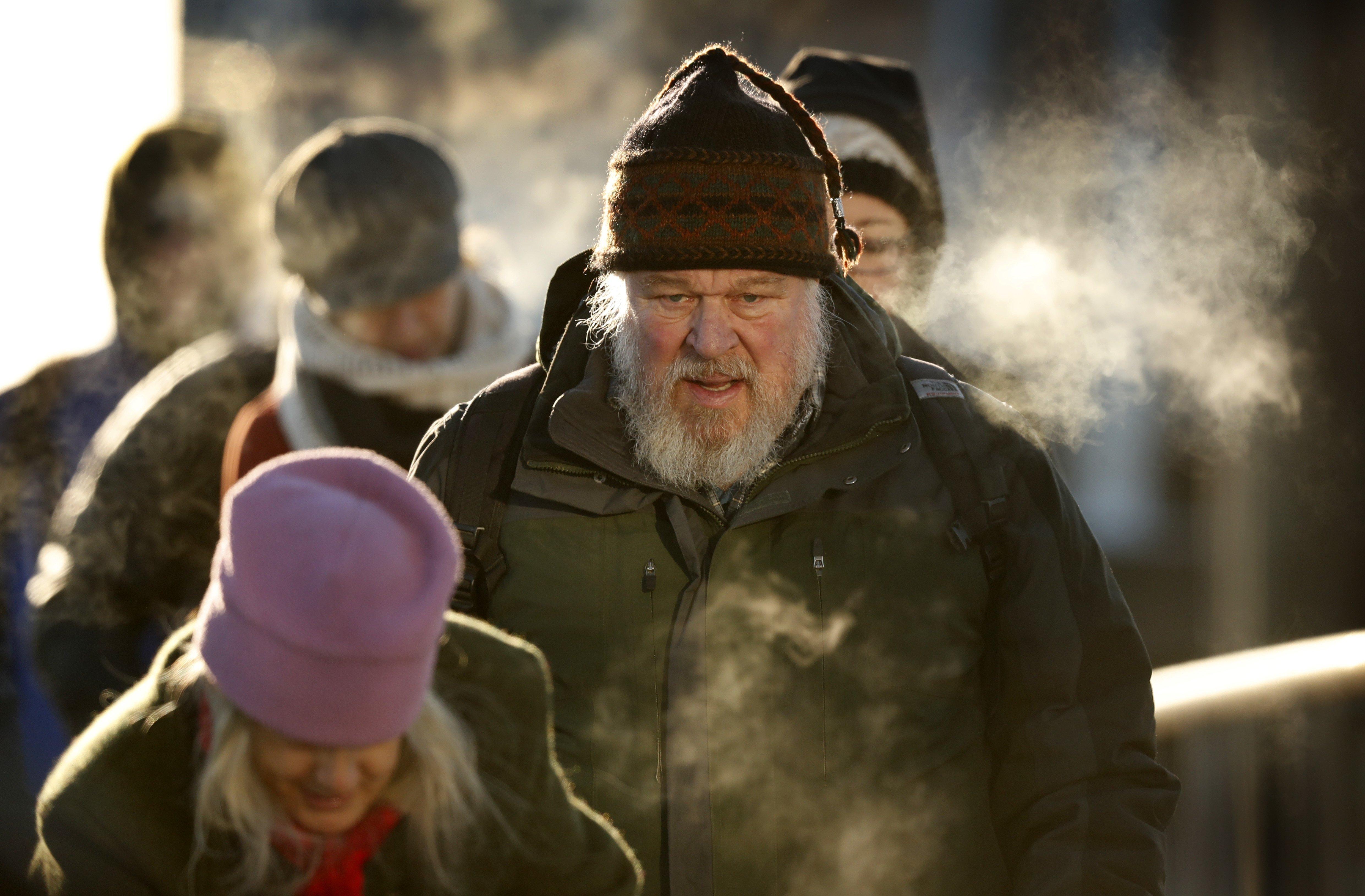 Hundreds of Crashes as Brutally Cold Blast Rolls East