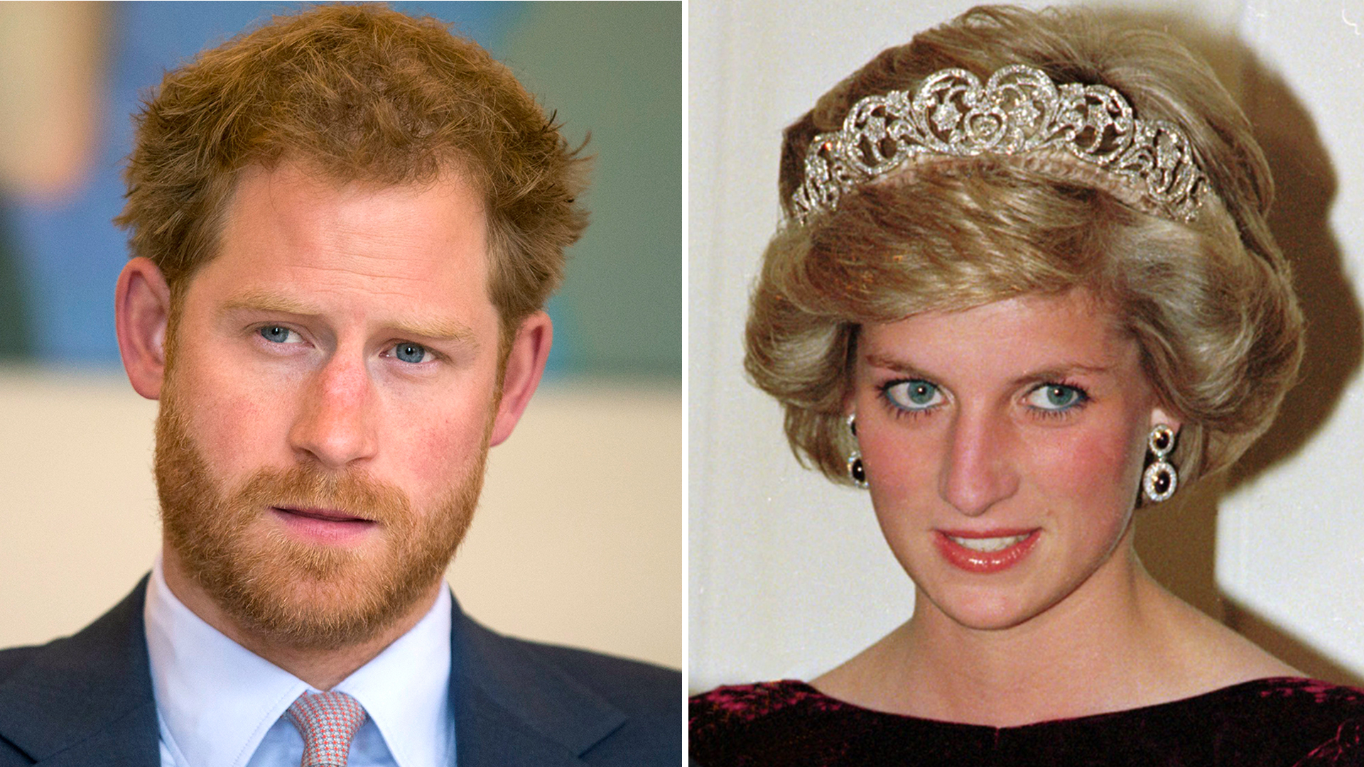 Prince Harry says he 'never really dealt' with emotions after ...
