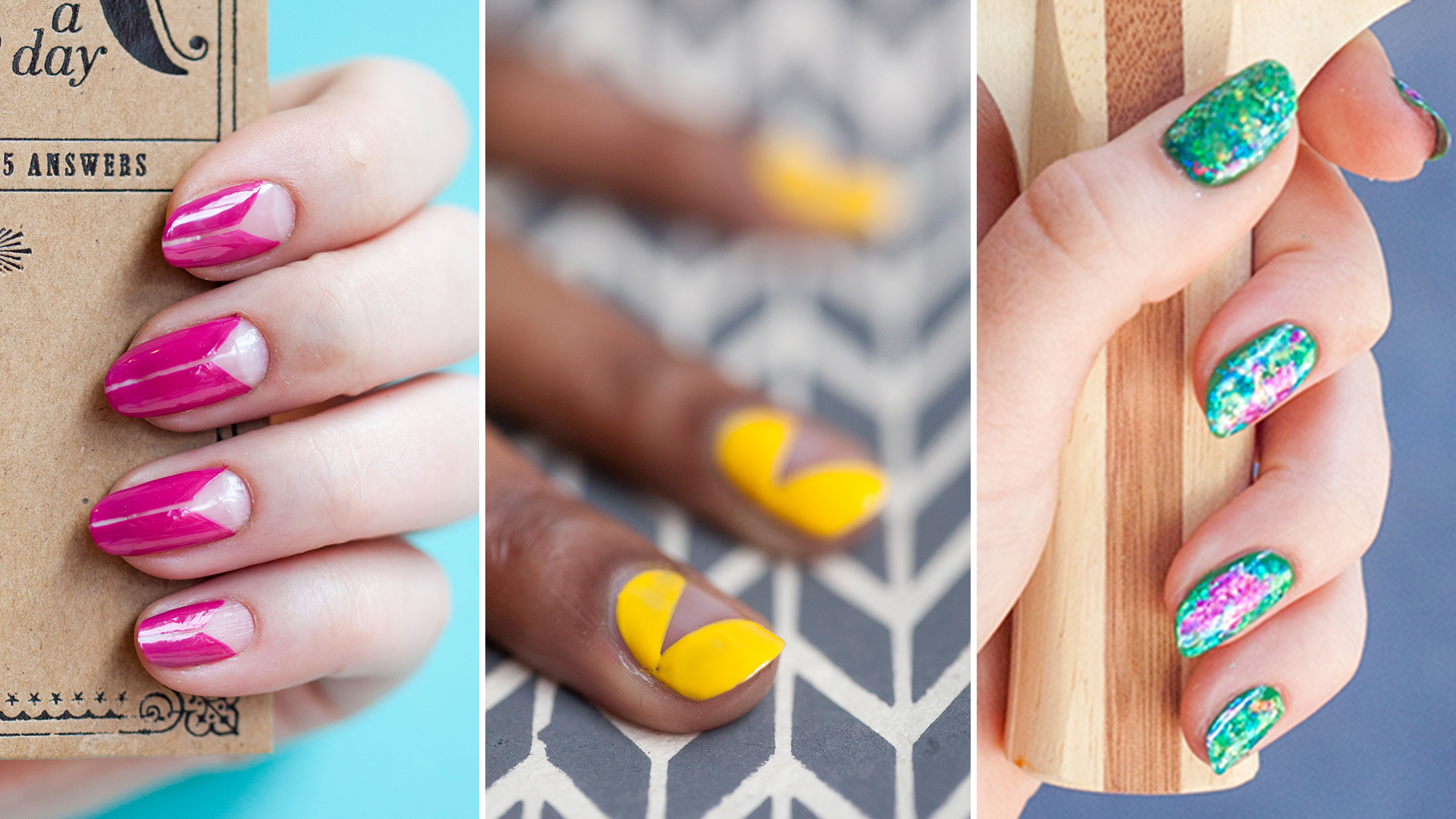 Nail art 2017: Trends, tutorials, tips to try now