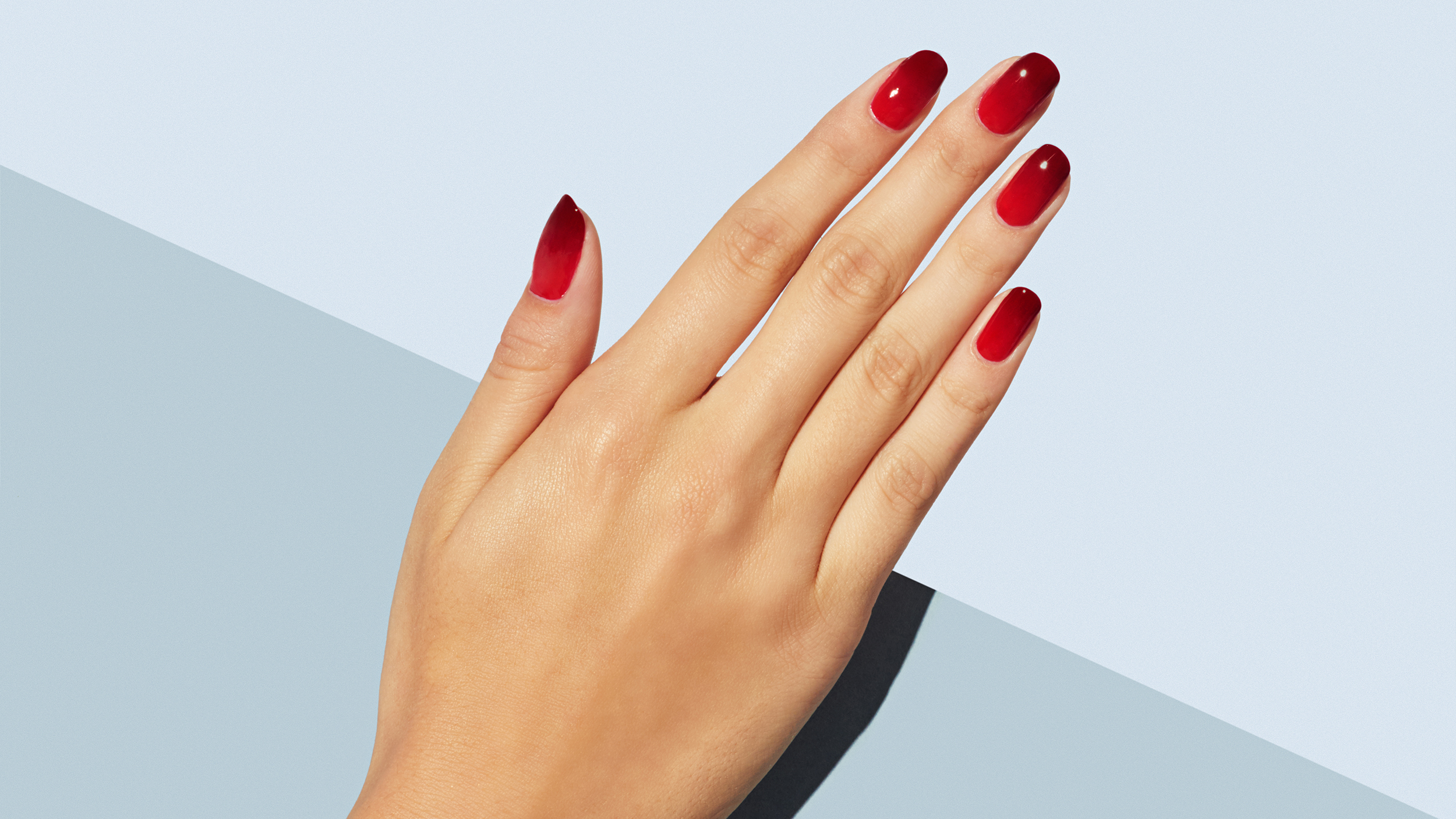 ombre nail art trend how to create the look in 5 steps