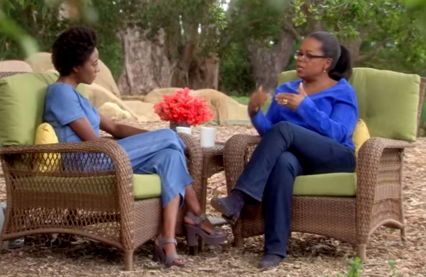 Meet Oprah Winfrey S O Girls In Fusion S Documentary Special