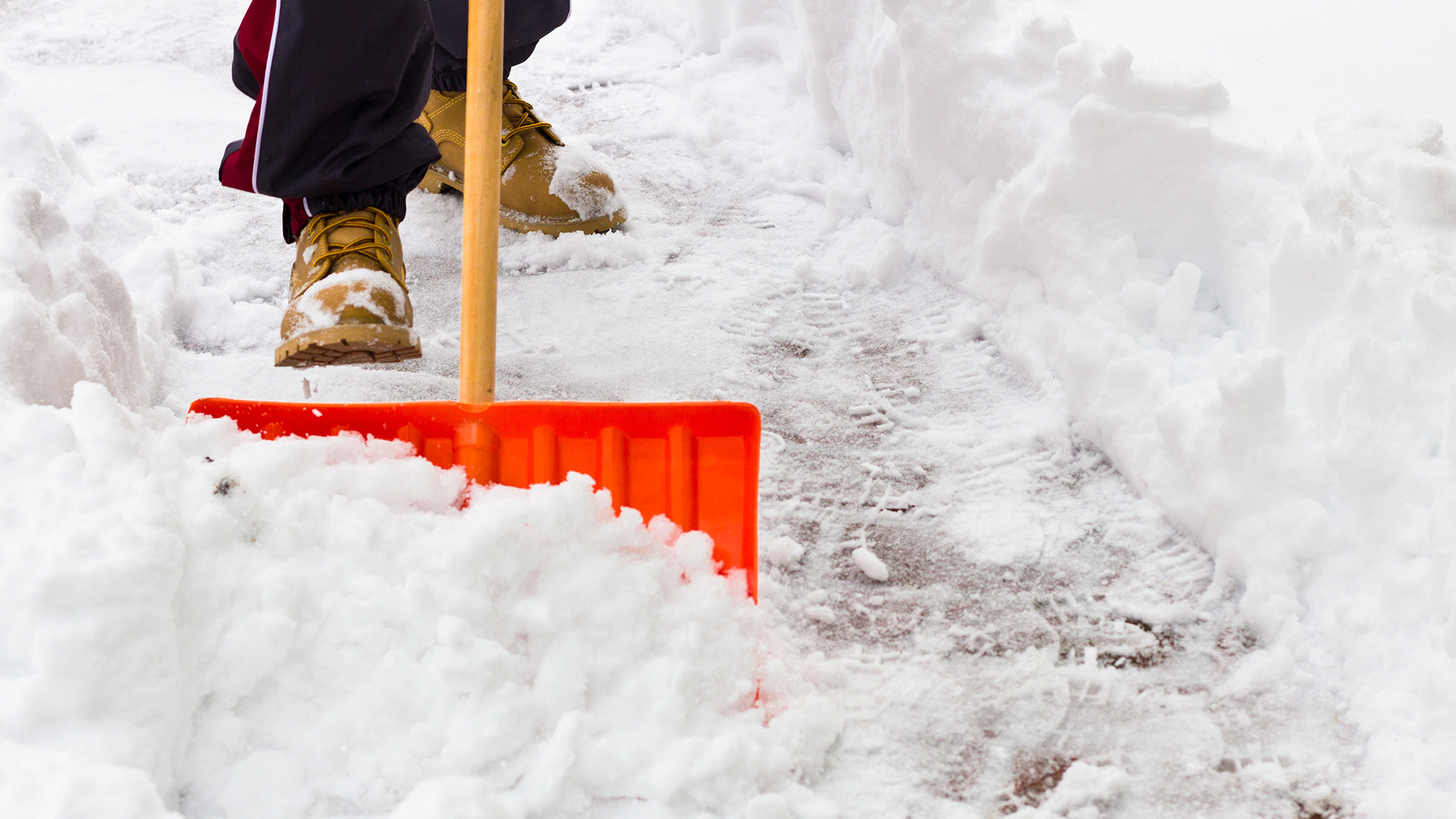 Ready for the snow? How to prevent injury while shoveling ...