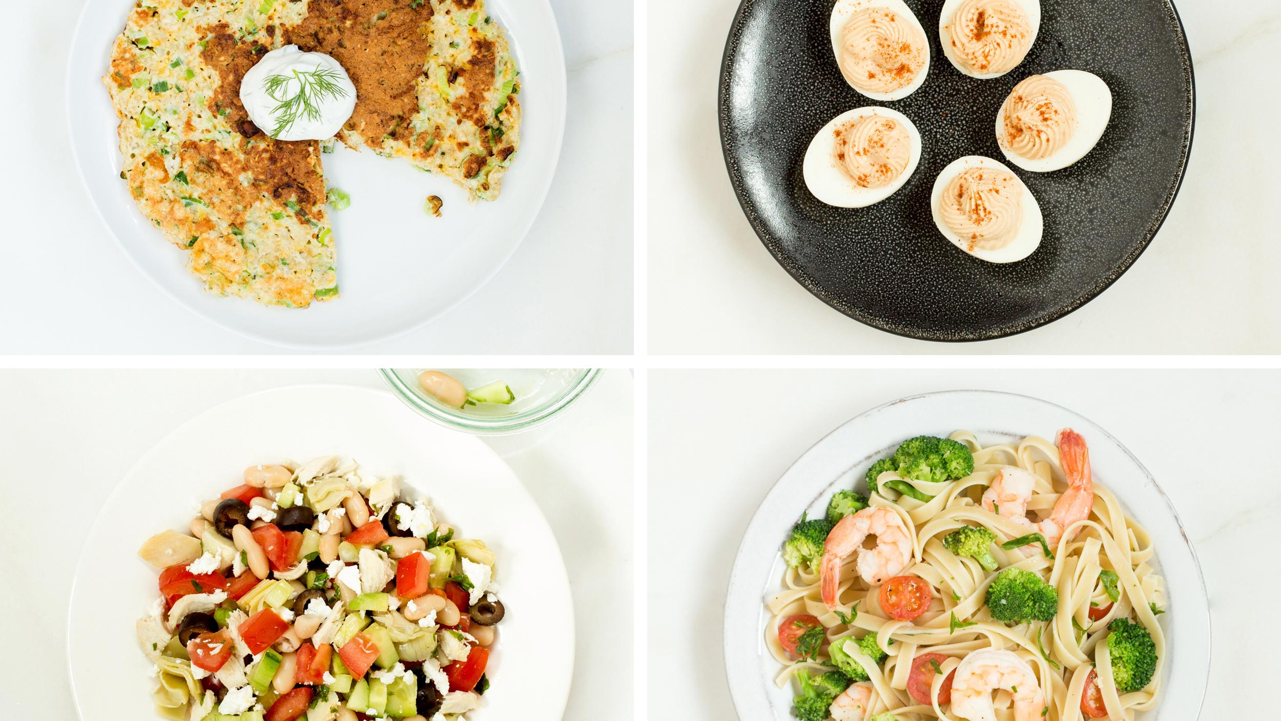 Recipes Mediterranean Diet Plan