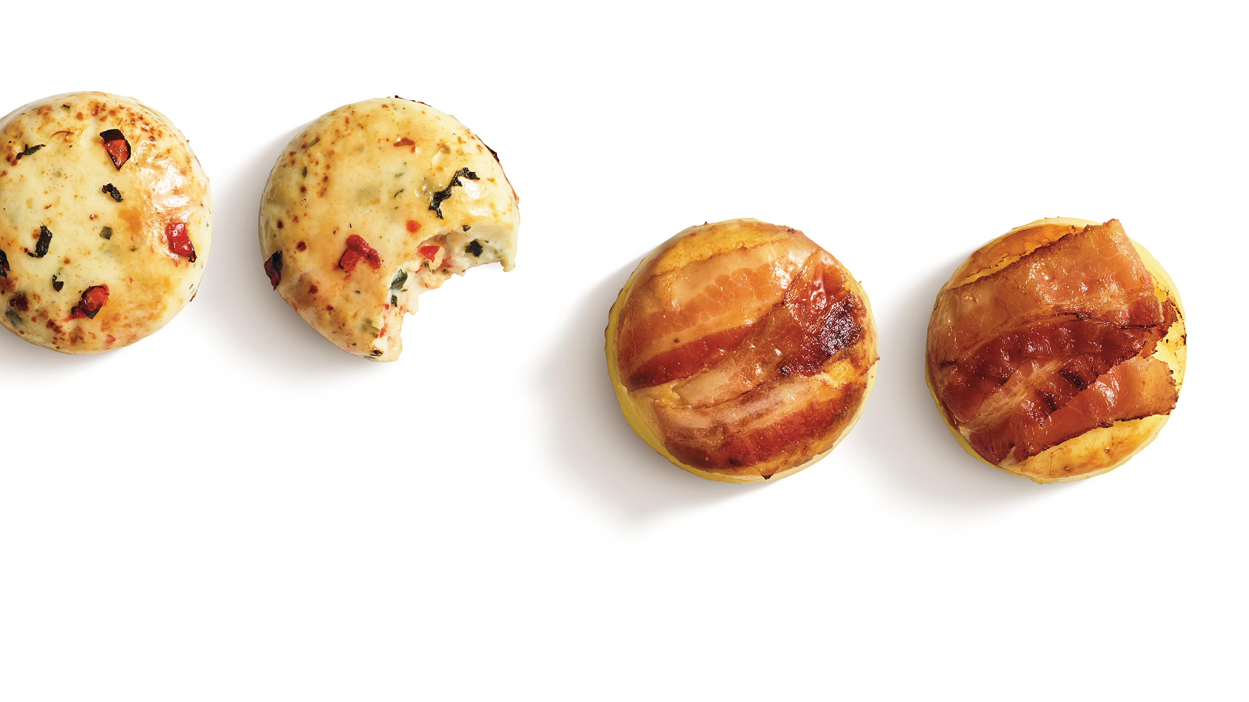 Starbucks New Sous Vide Egg Bites Are A Healthy Breakfast