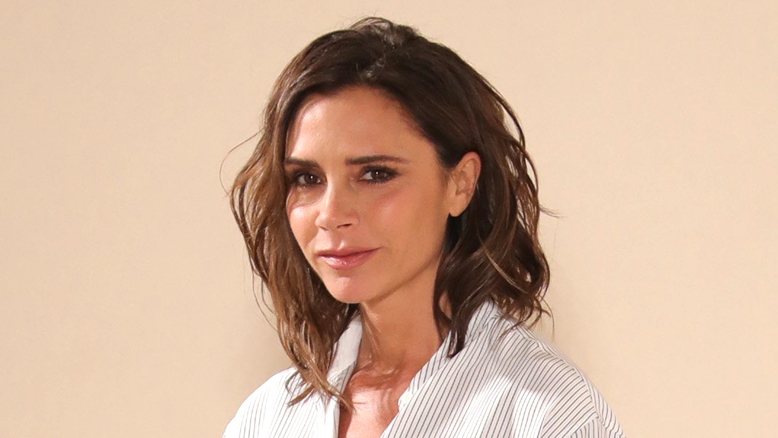 Victoria Beckham Celebrates Birthday With David Beckham And Kids