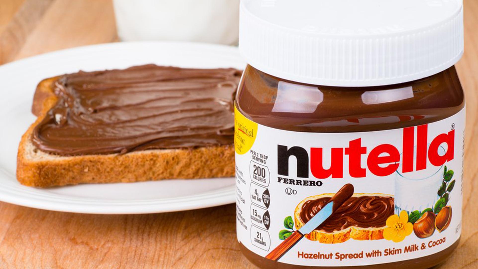 Palm oil in Nutella sparks cancer concern; maker fights ...