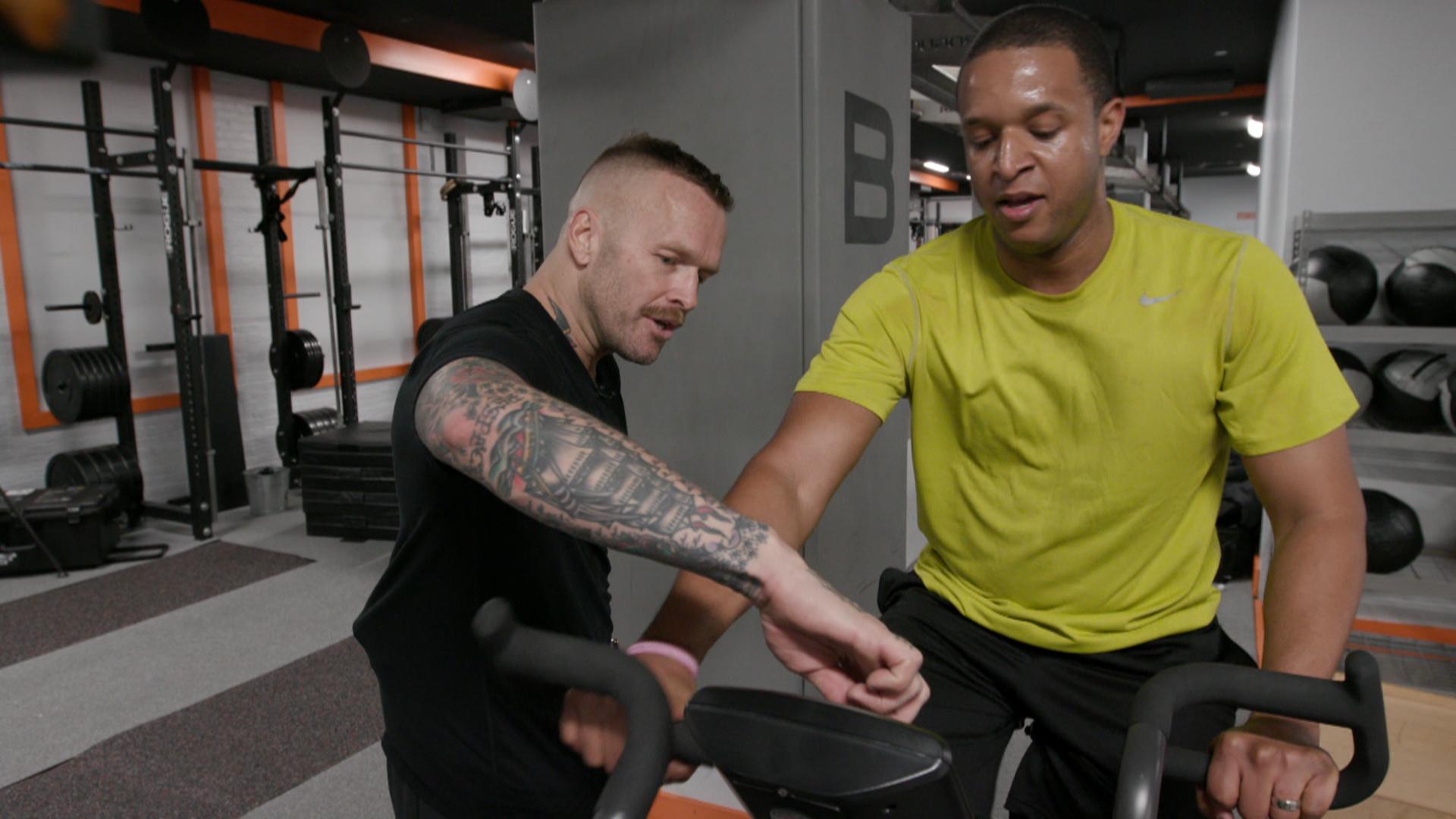 Kick Start Workout Kick Start Workout new foto