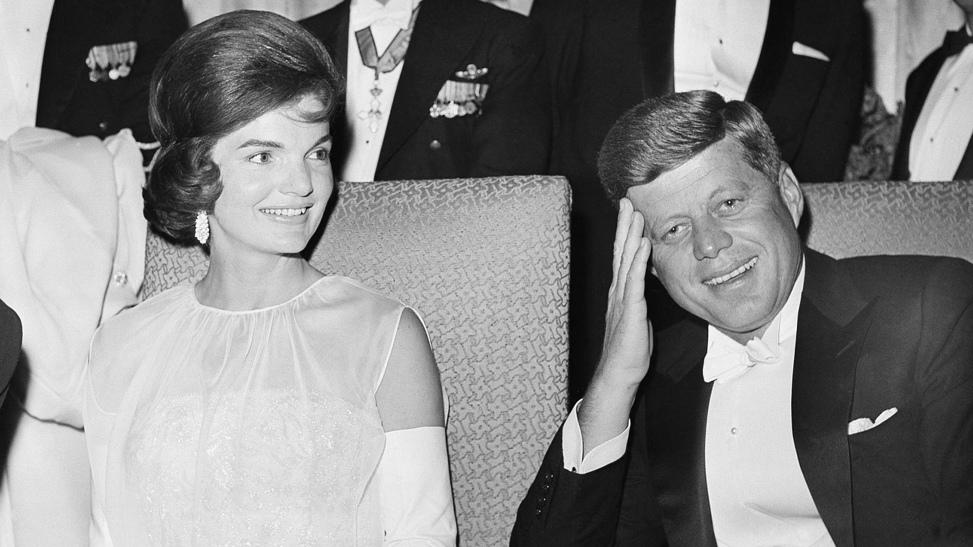 Jackie Kennedy Inauguration Dress