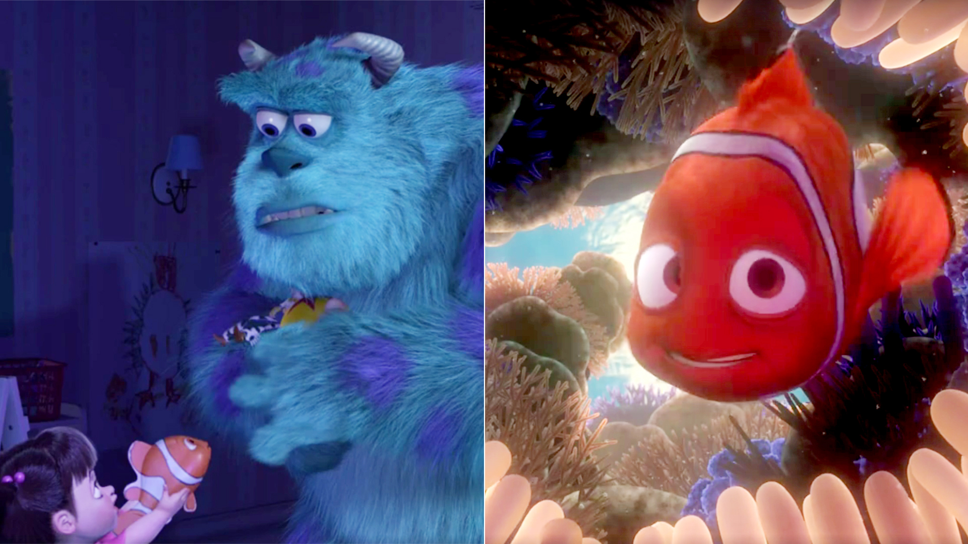 Disney Reveals How All Pixar Films Are Connected And Its - Pixar movies connected