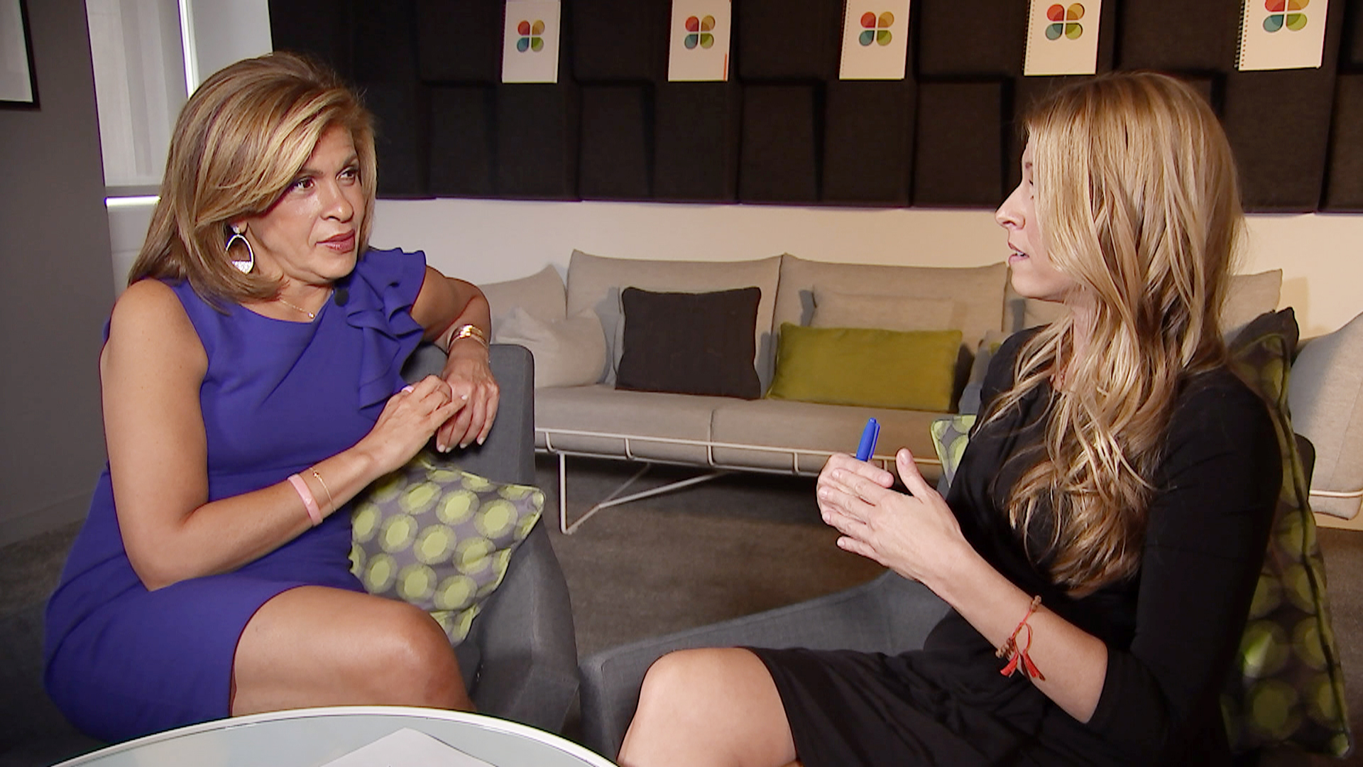 #startTODAY with Hoda: 30-day plan to calm the mind and control your life