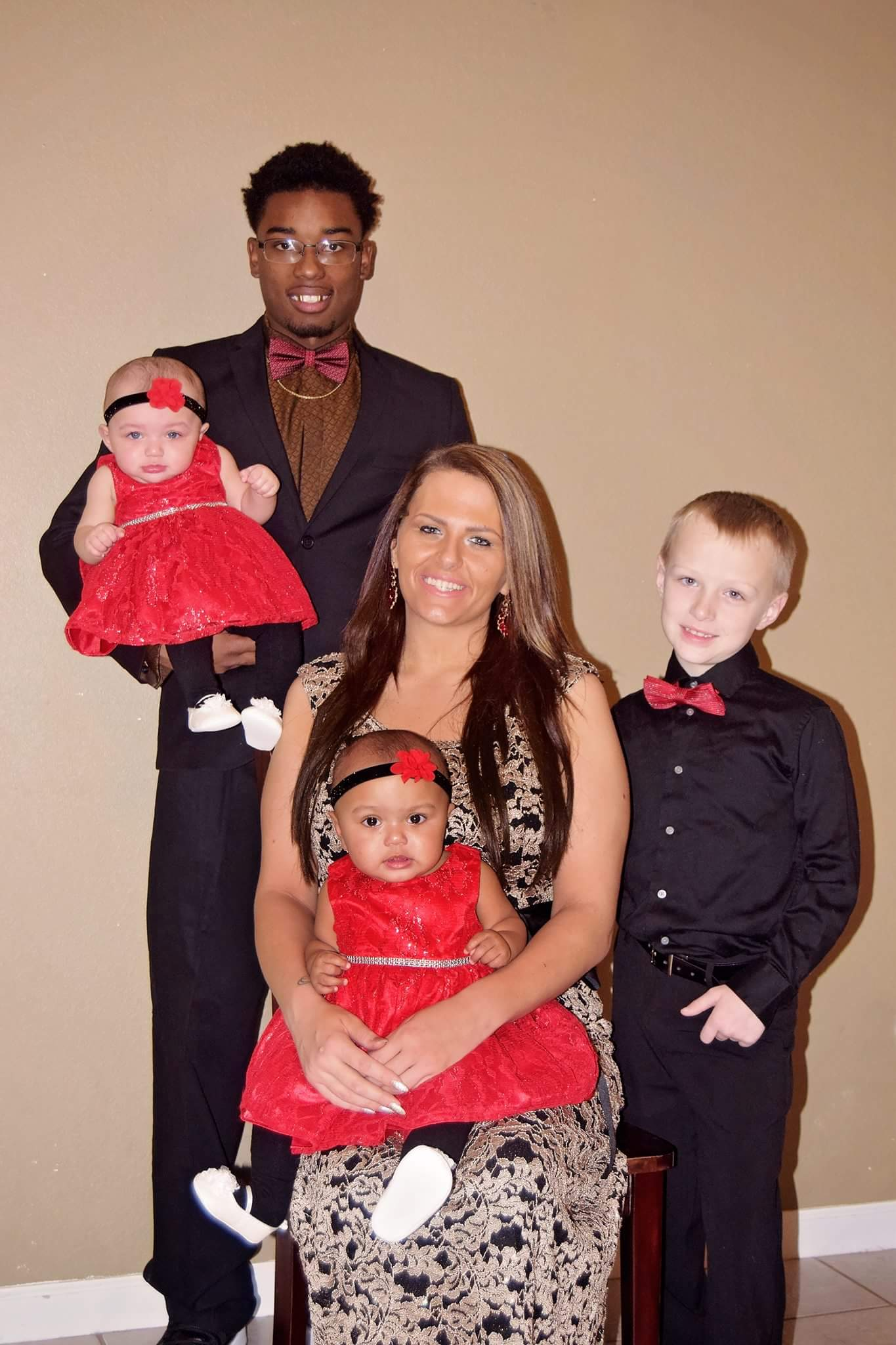 Baby with white parents black Black parents