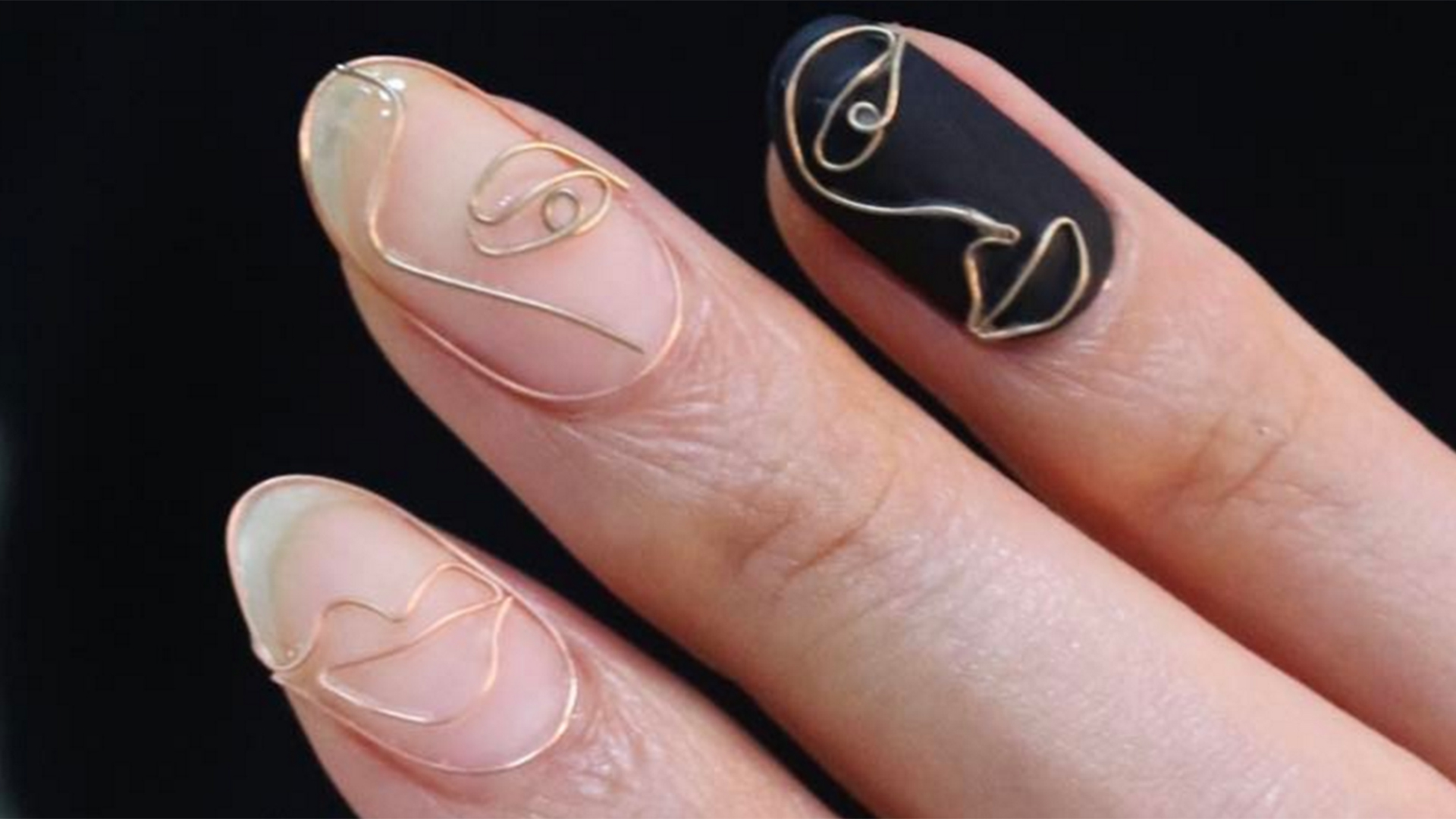 Wire nails\' are the hottest new nail trend on Instagram